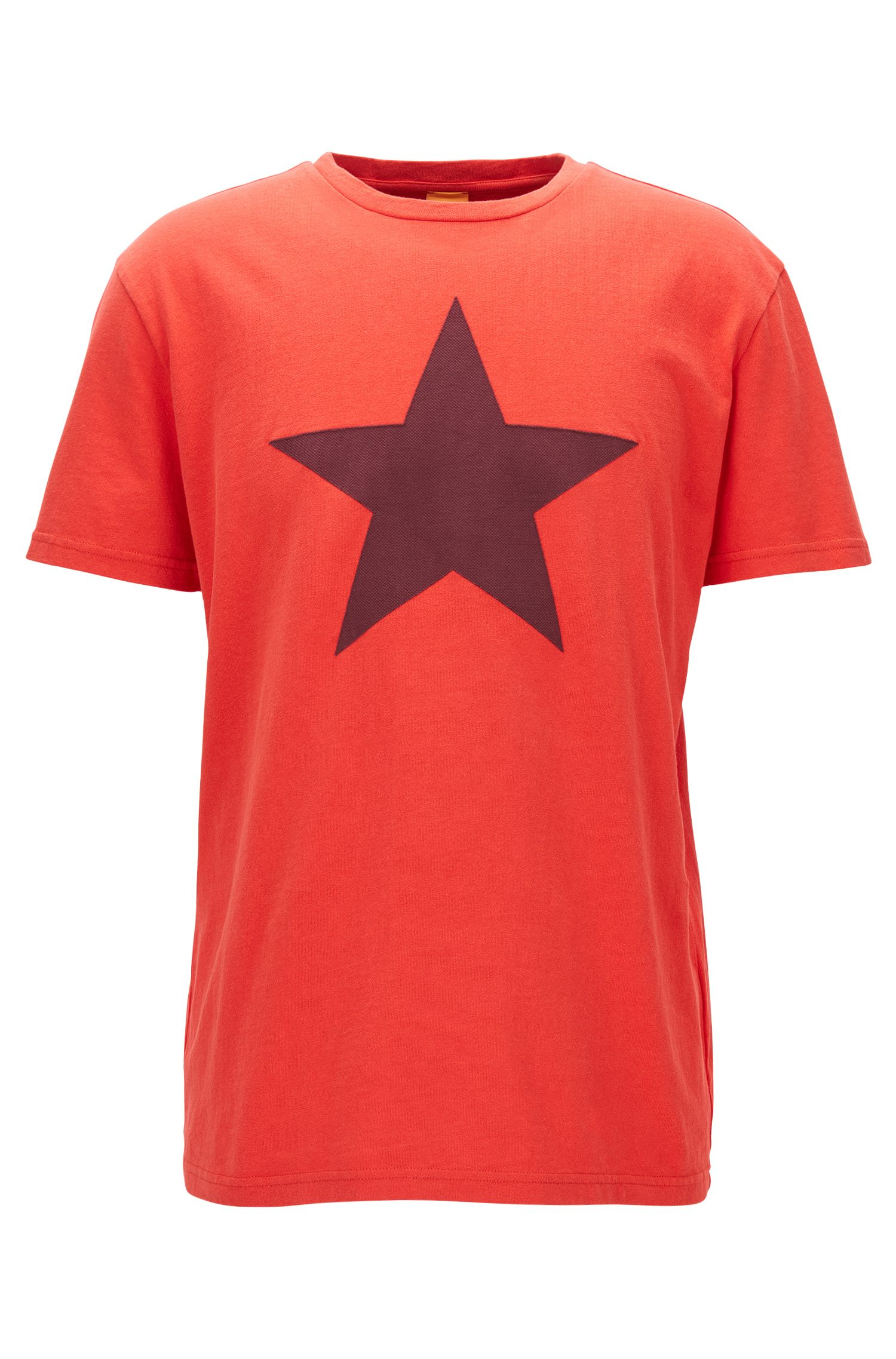 Star Cotton Graphic T-Shirt | Tracking