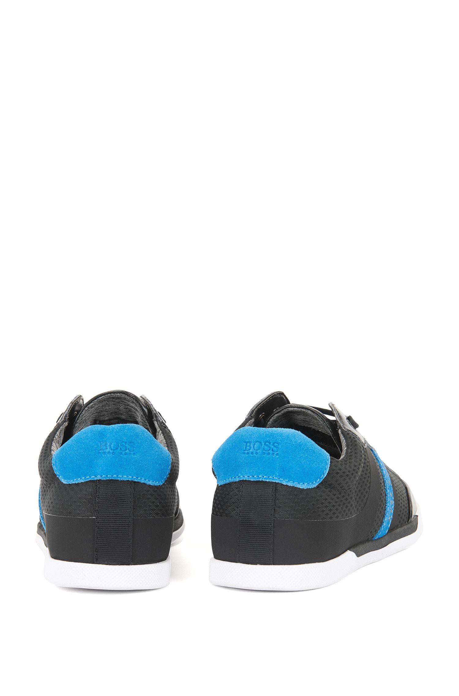 Mesh Sneaker | Shuttle Tenn It, Black
