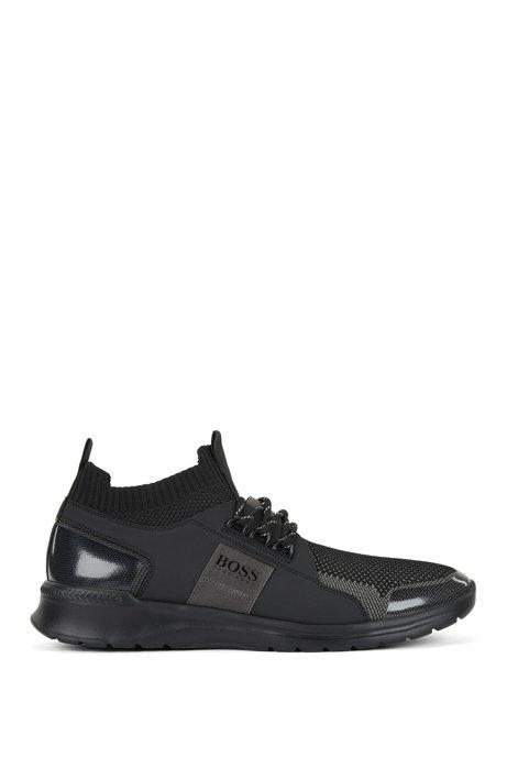 3b03a3bc8b45d2 BOSS - Knit Running Sneaker