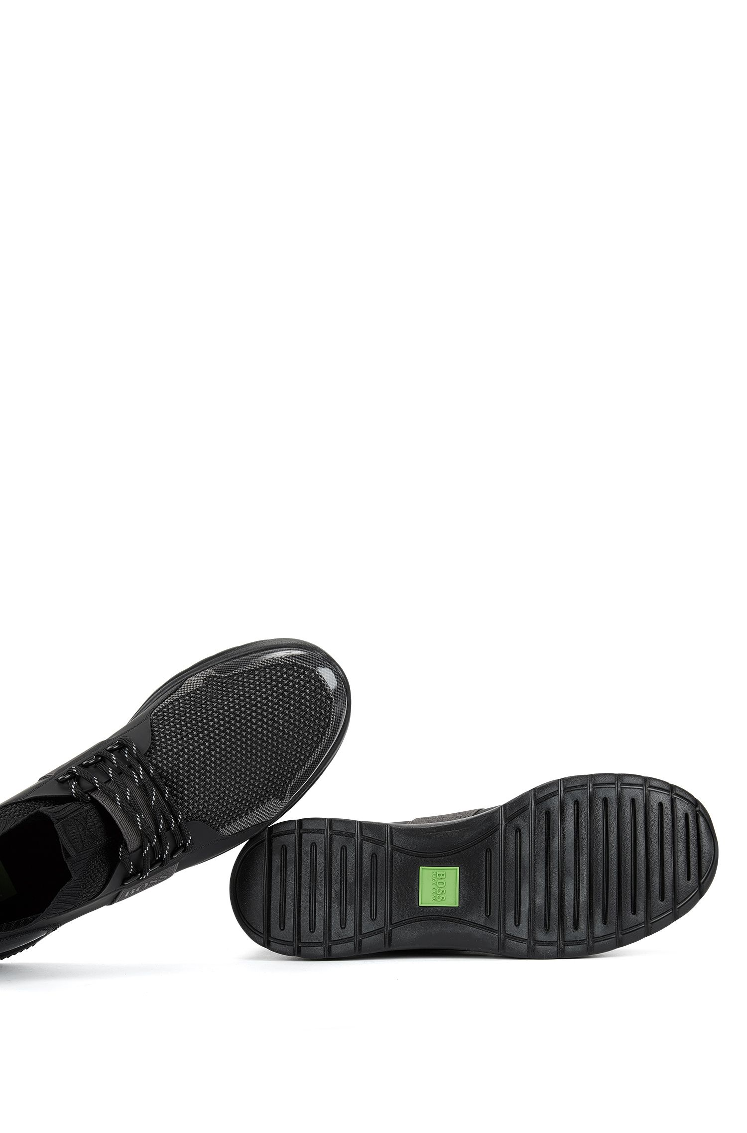 Knit Running Sneaker | Extreme Runn Knit, Black
