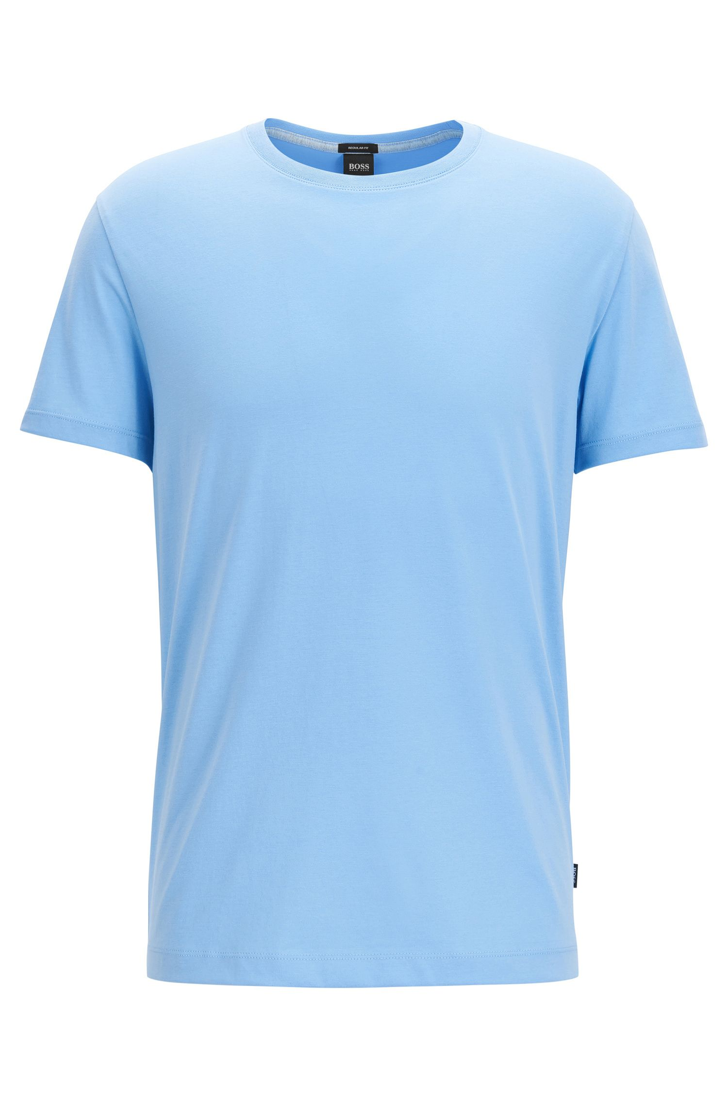 Cotton T-Shirt | Tiburt