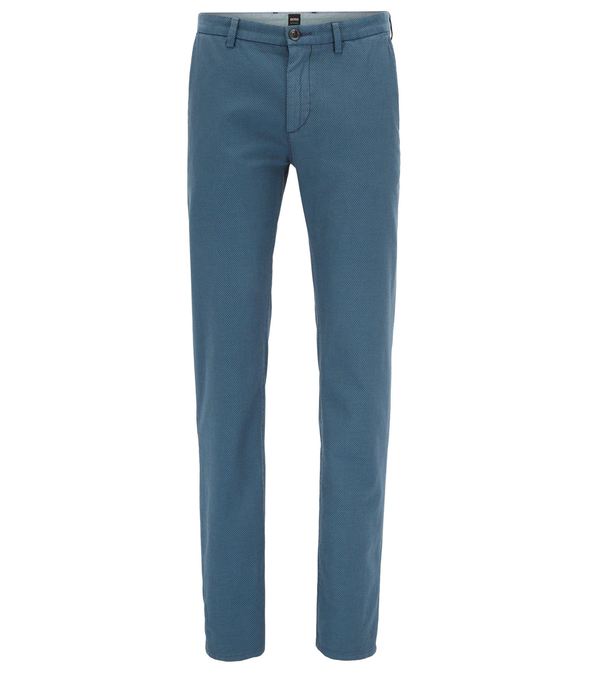 Stretch Cotton Chino Pant, Slim Fit | Rogan D, Silver