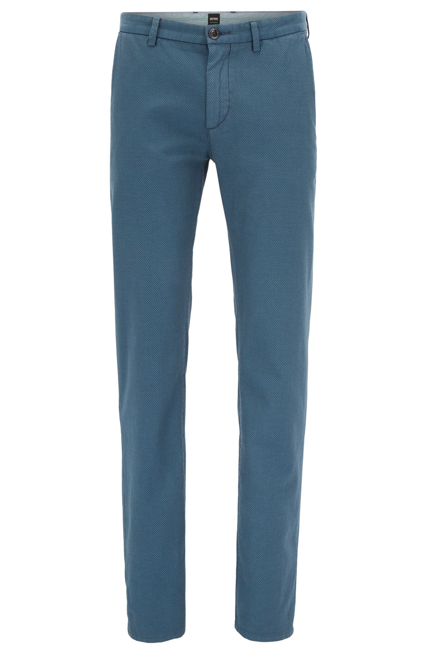 Stretch Cotton Chino Pant, Slim Fit | Rogan D