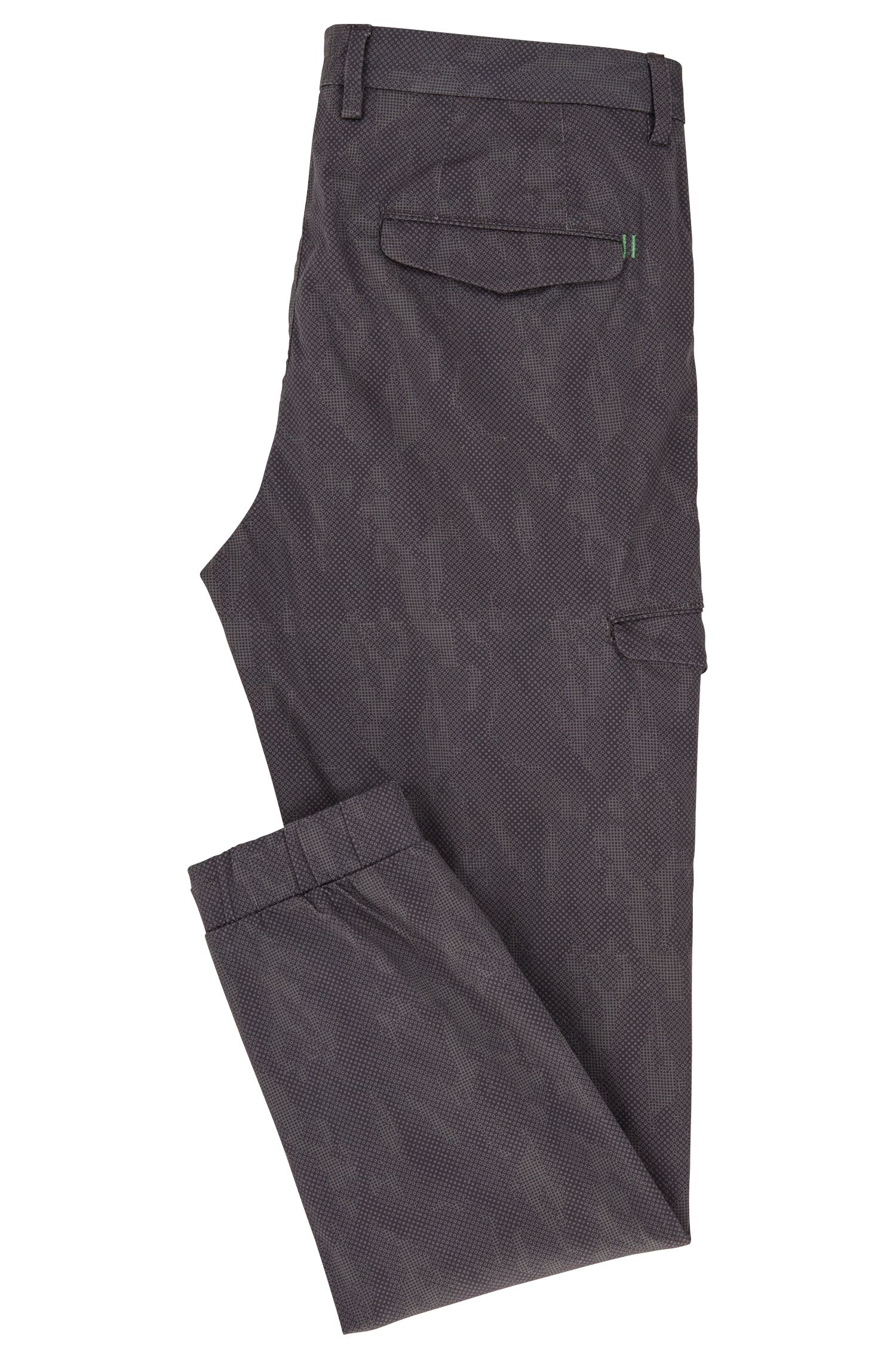 Stretch Cotton Pant, Slim Fit | Loomes W