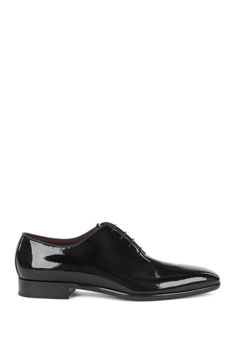 BOSS - Patent Leather Oxford Shoe  ff93667c104