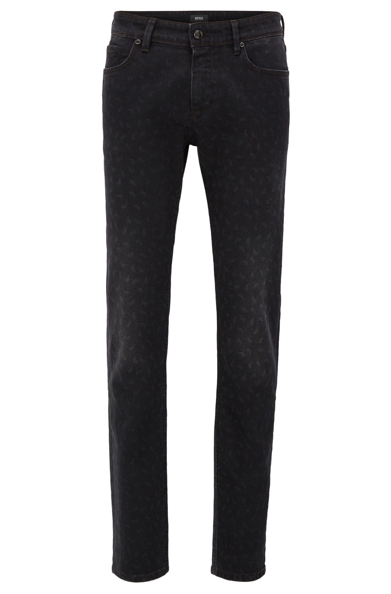 Stretch Cotton Jean, Slim Fit | Charleston