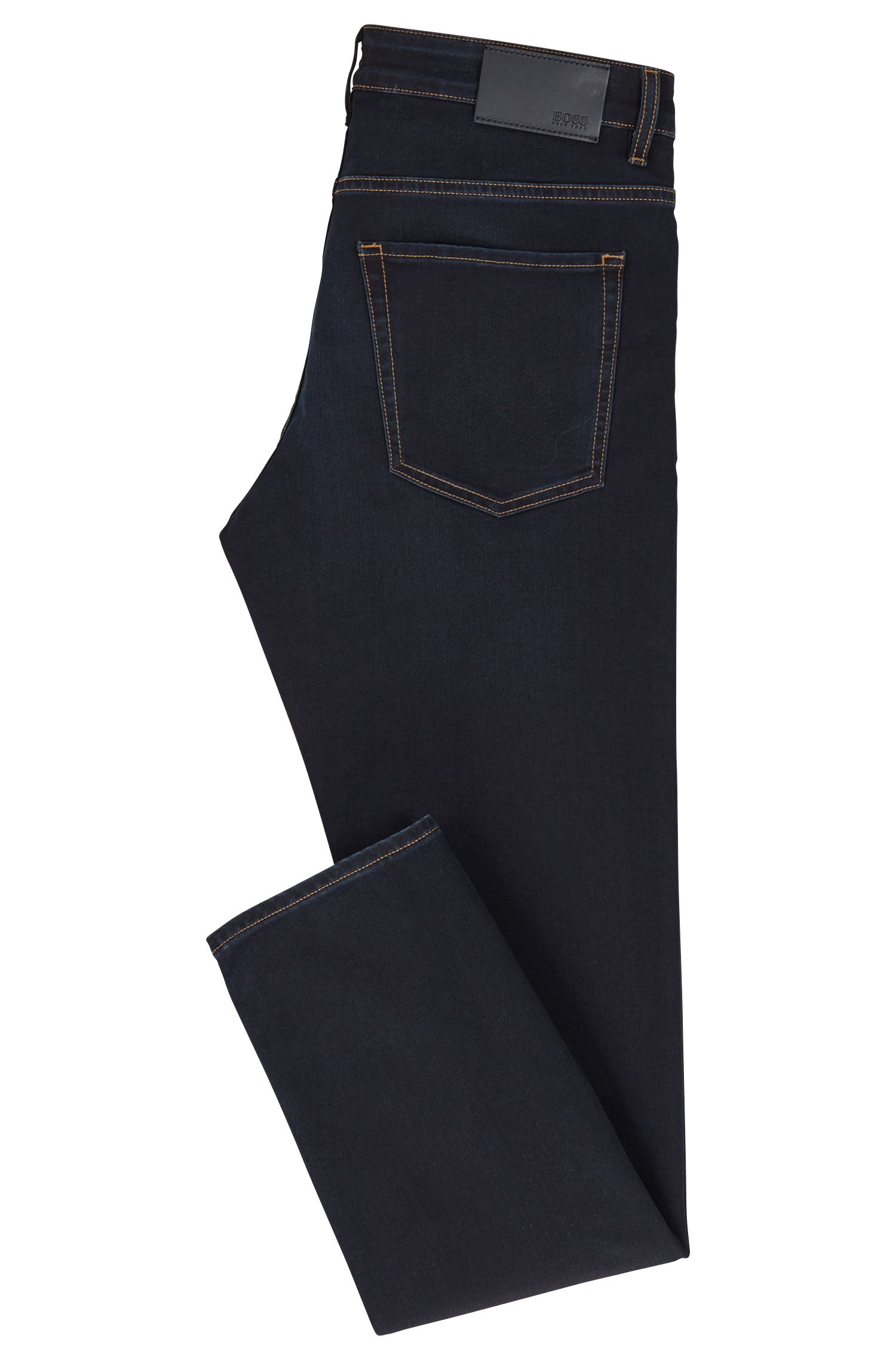 Italian Stretch Cotton Jean, Slim Fit | Delaware
