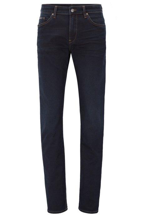Slim-fit trousers in Italian stretch cotton BOSS x9Rjt