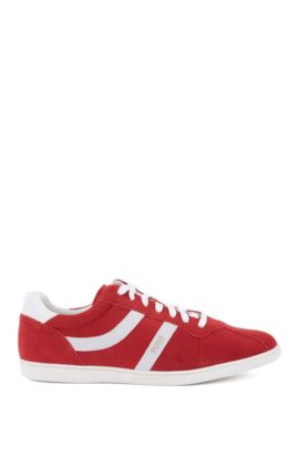 Suede Sneaker | Rumba Tenn Sd, Red
