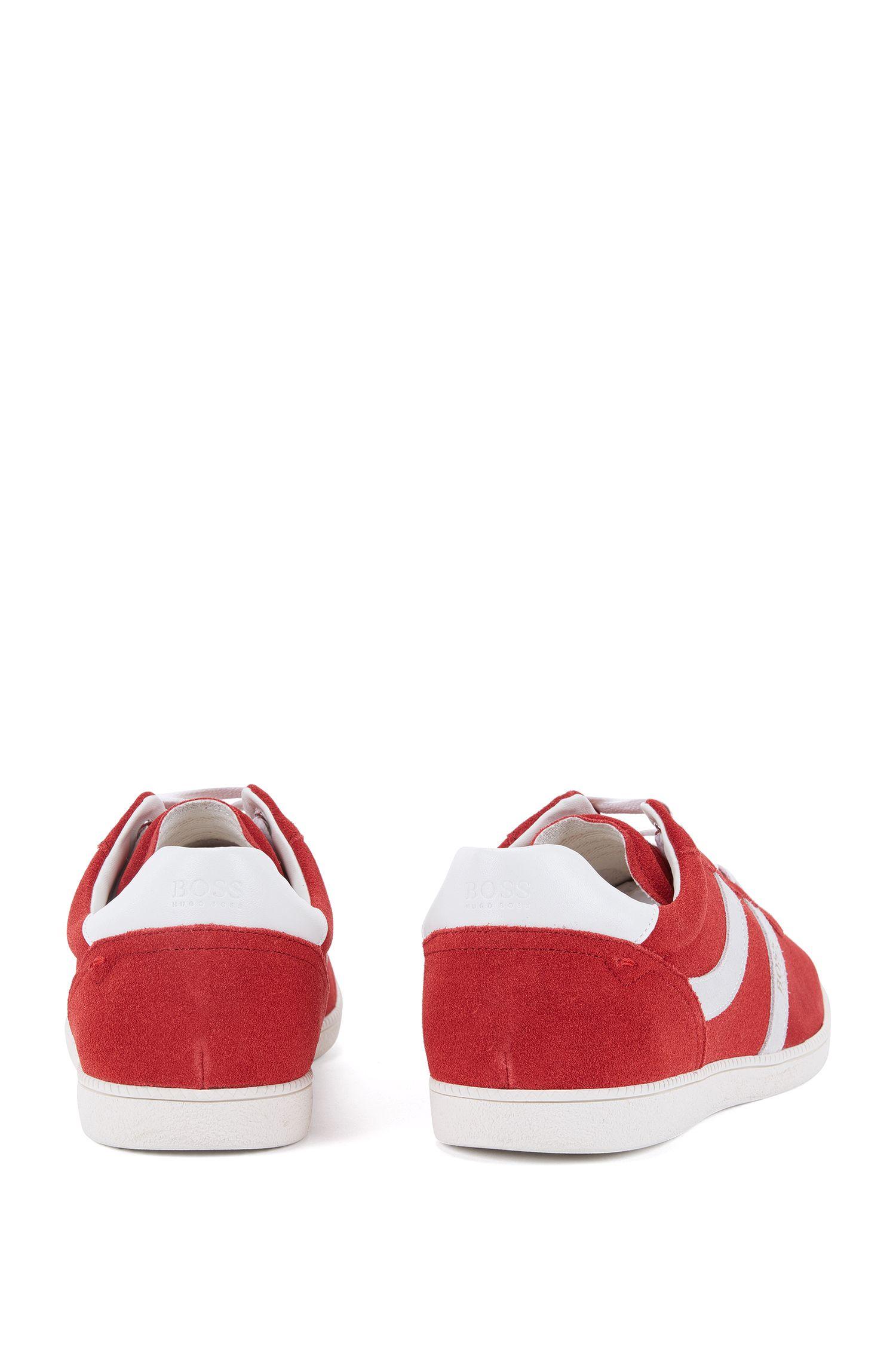 Suede Sneaker | Rumba Tenn Sd, Red