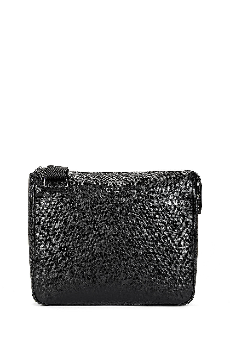 3bca300e0cc1 BOSS - Leather Crossbody