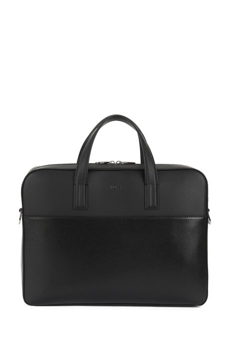 bd0431bf6844 BOSS - Leather Bag