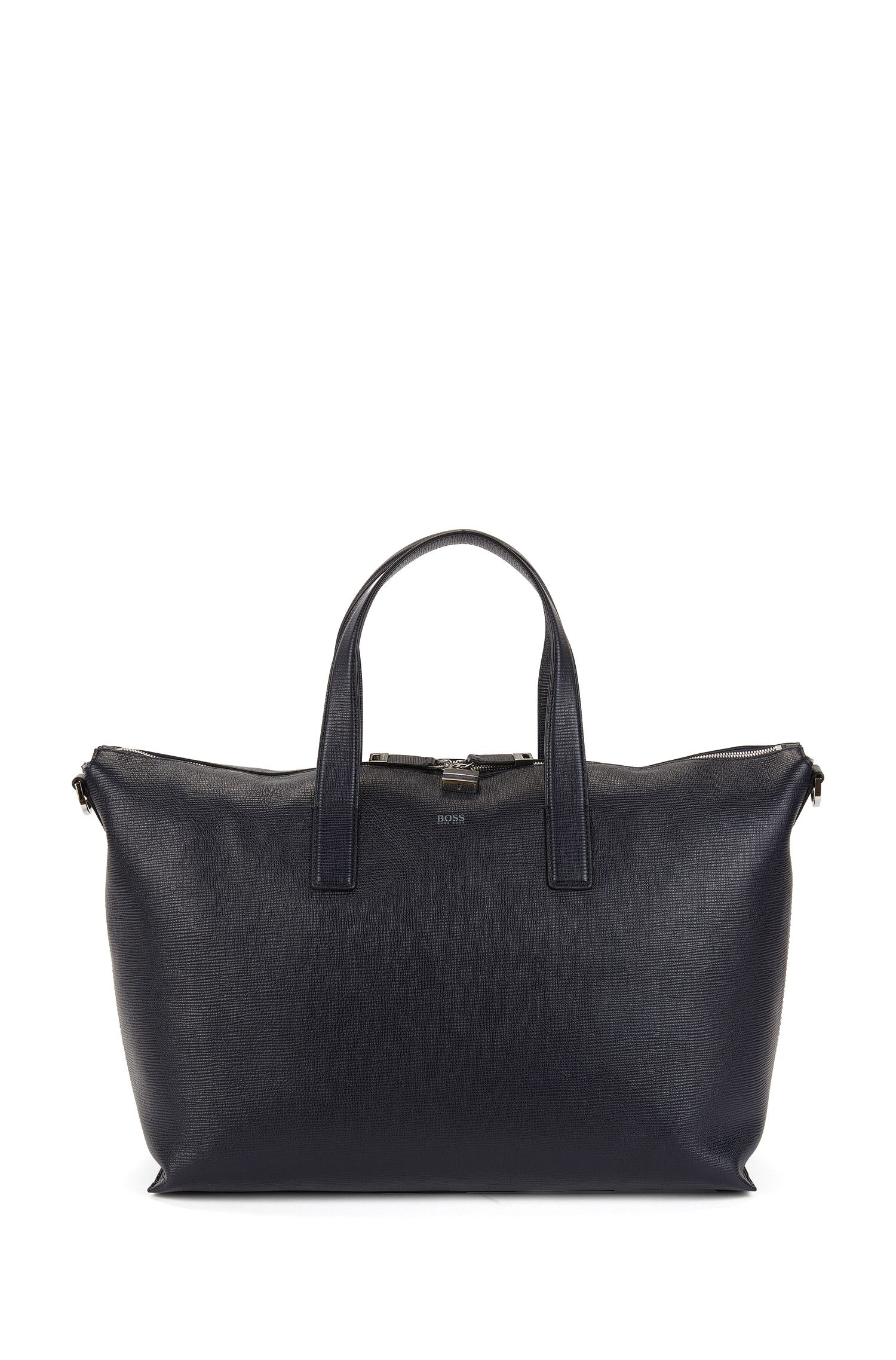 Leather Bag | Timeless Holdall