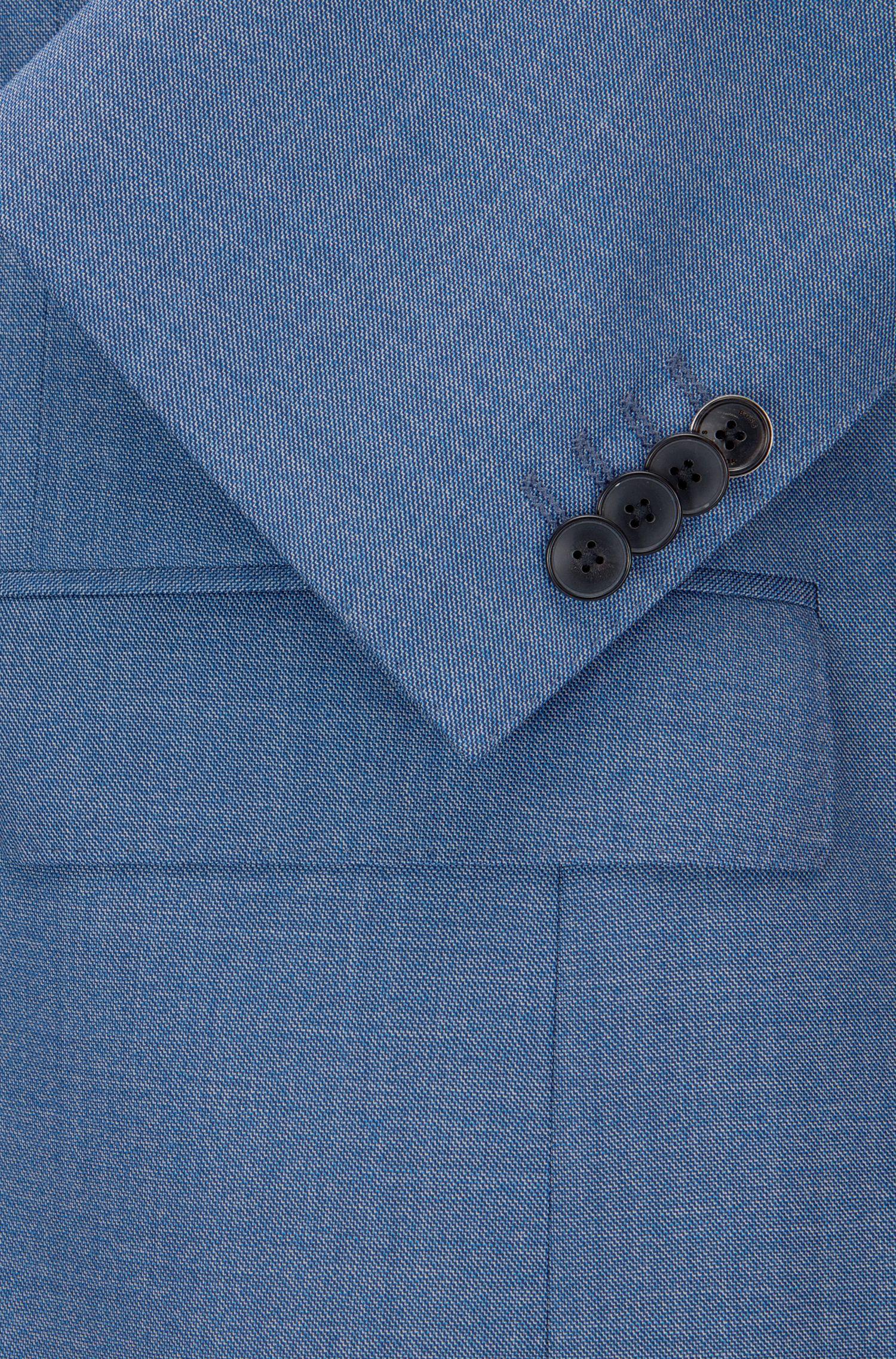 Super 120s Virgin Wool Suit, Slim Fit | Huge/Genius