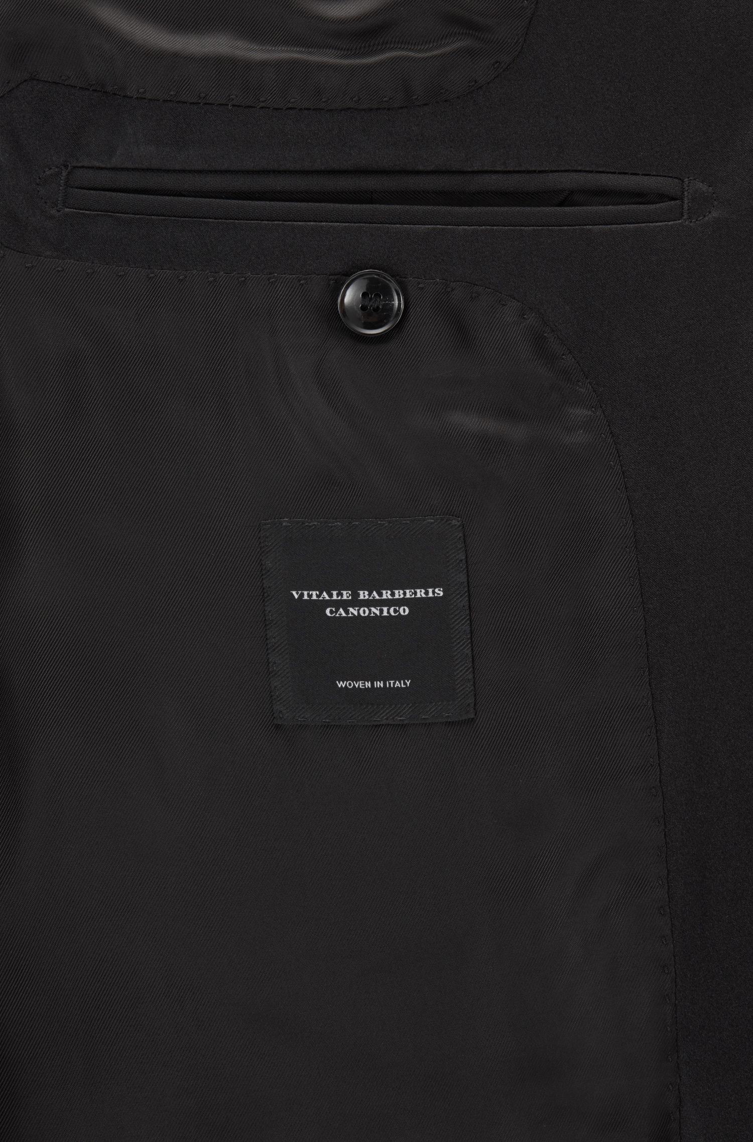 Italian Wool Tuxedo, Slim Fit   T-Hardon/Glore WE, Black