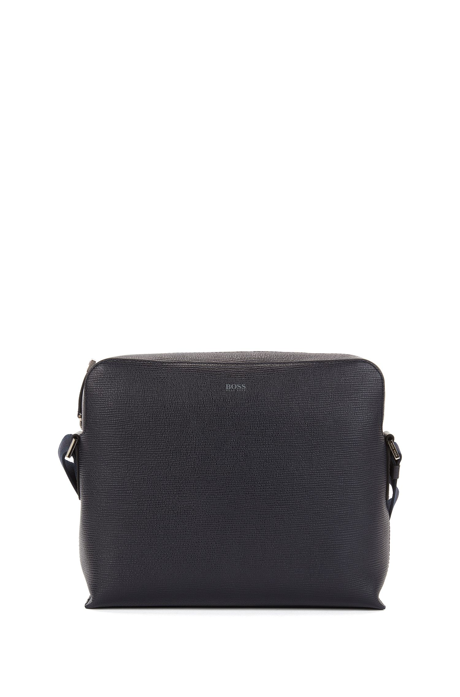 Leather Messenger Bag | Timeless Messenger