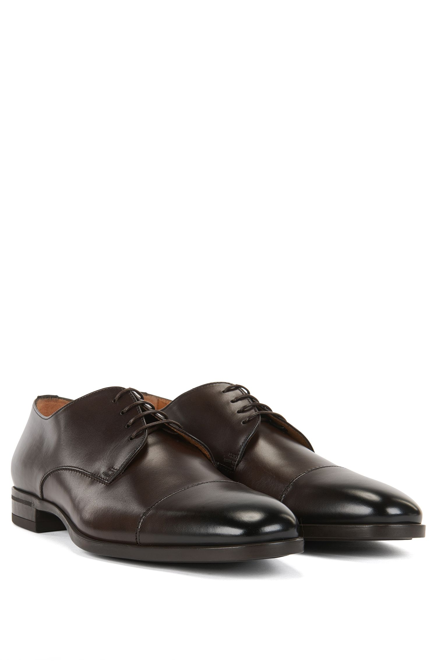 Cap-Toe Derby Shoe | Kensington