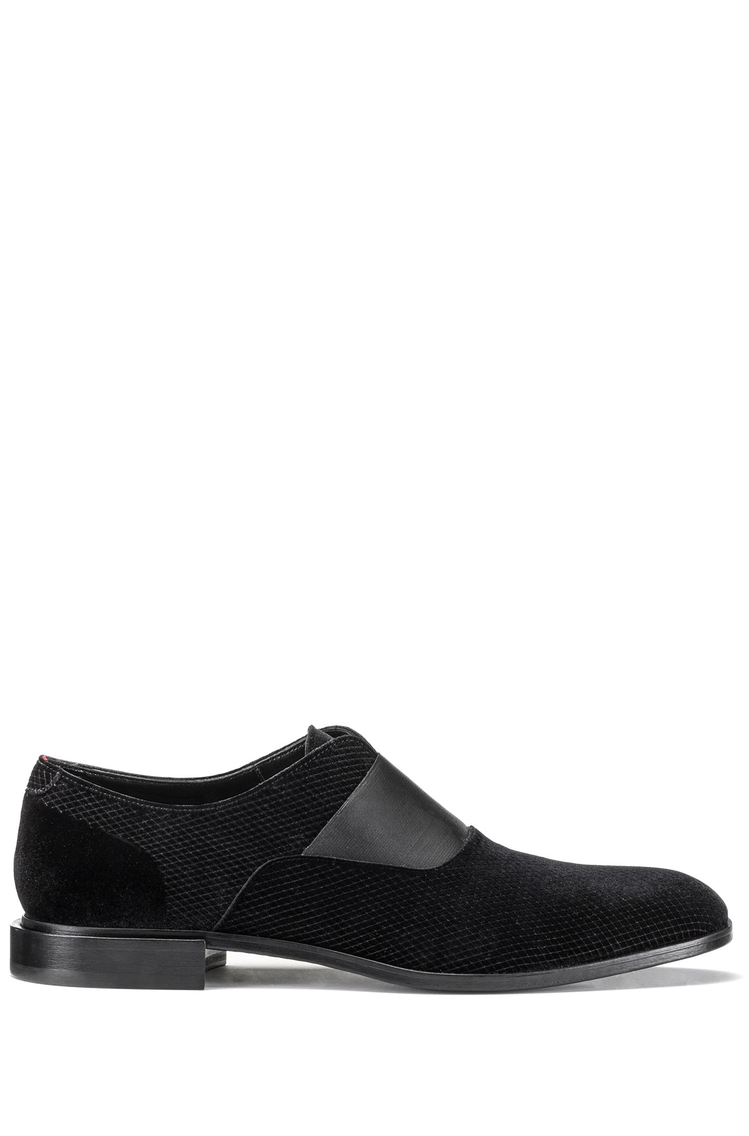 Velvet Shoe | Grafity, Black
