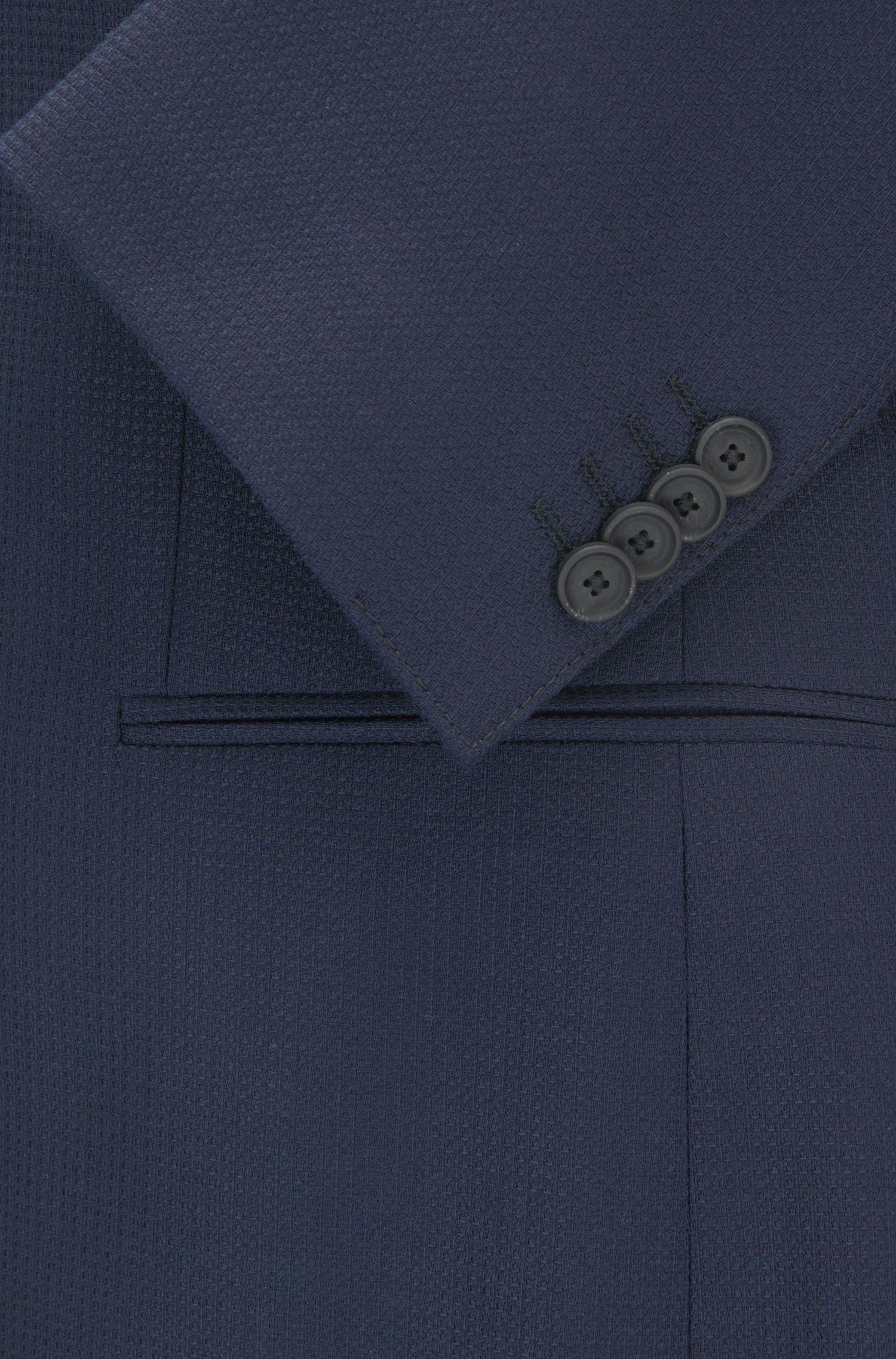 Stretch Tailoring Virgin Wool Sport Coat, Slim Fit | Haylen