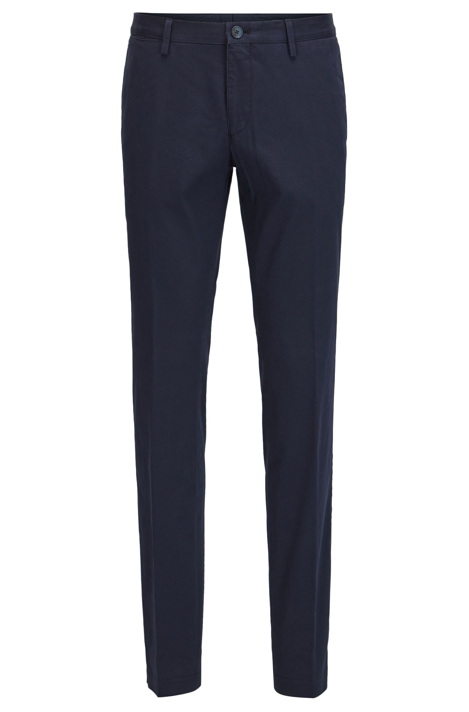 Stretch Cotton Pant, Slim Fit | Stanino W