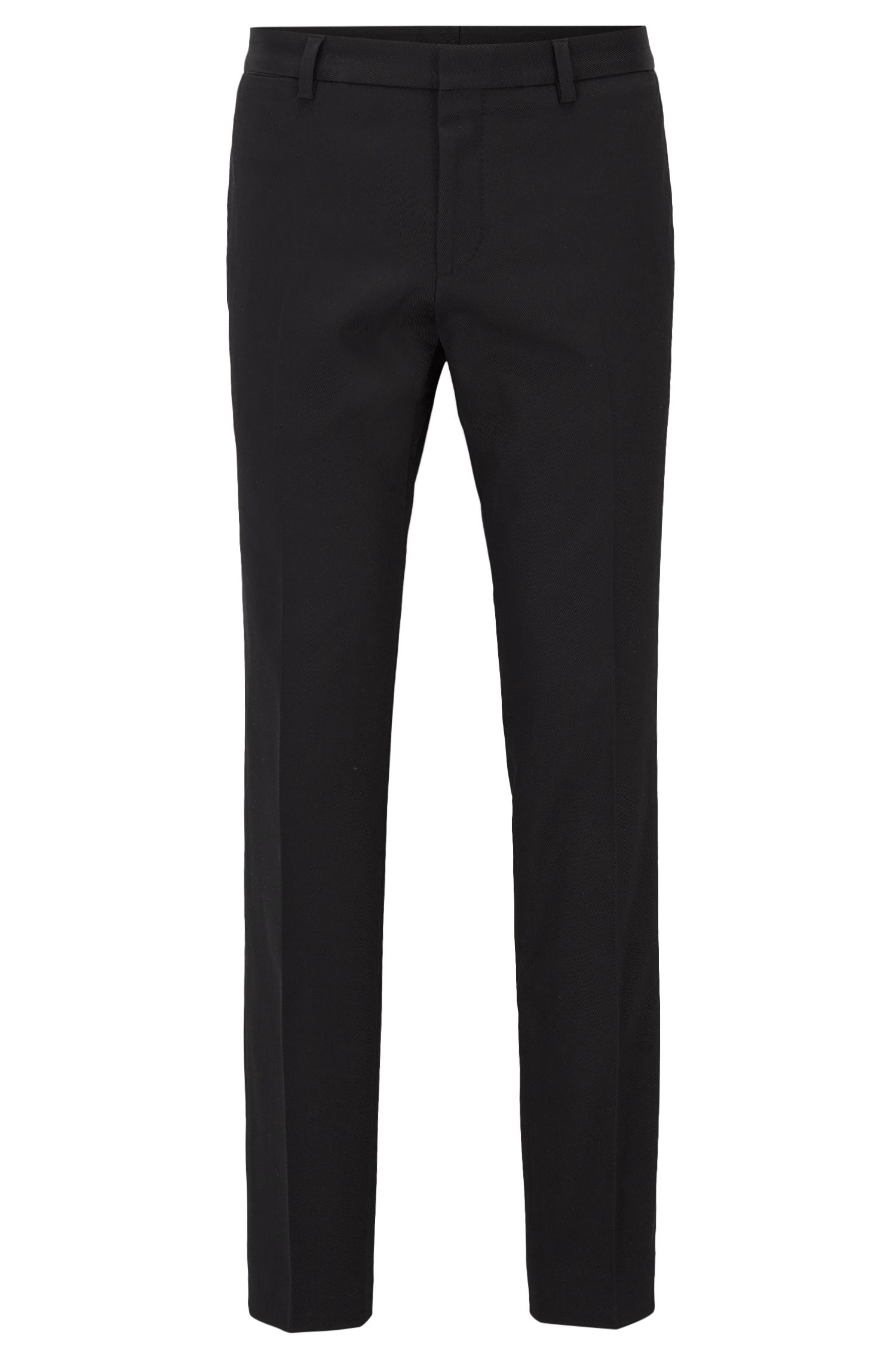 Stretch Cotton Dress Pant, Extra-Slim Fit | Winn