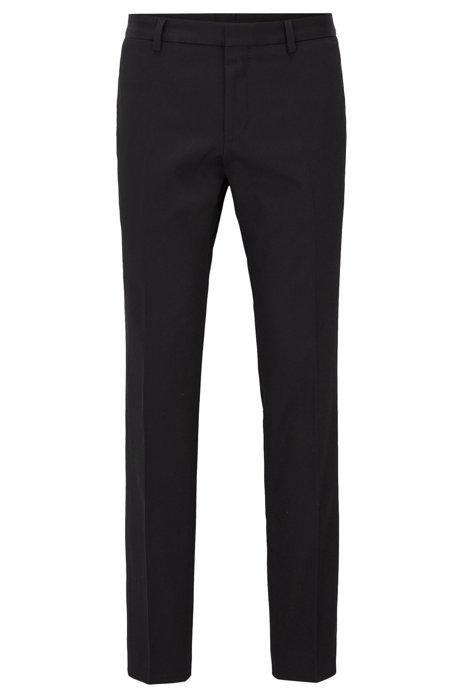 boss stretch cotton dress pant extra slim fit winn