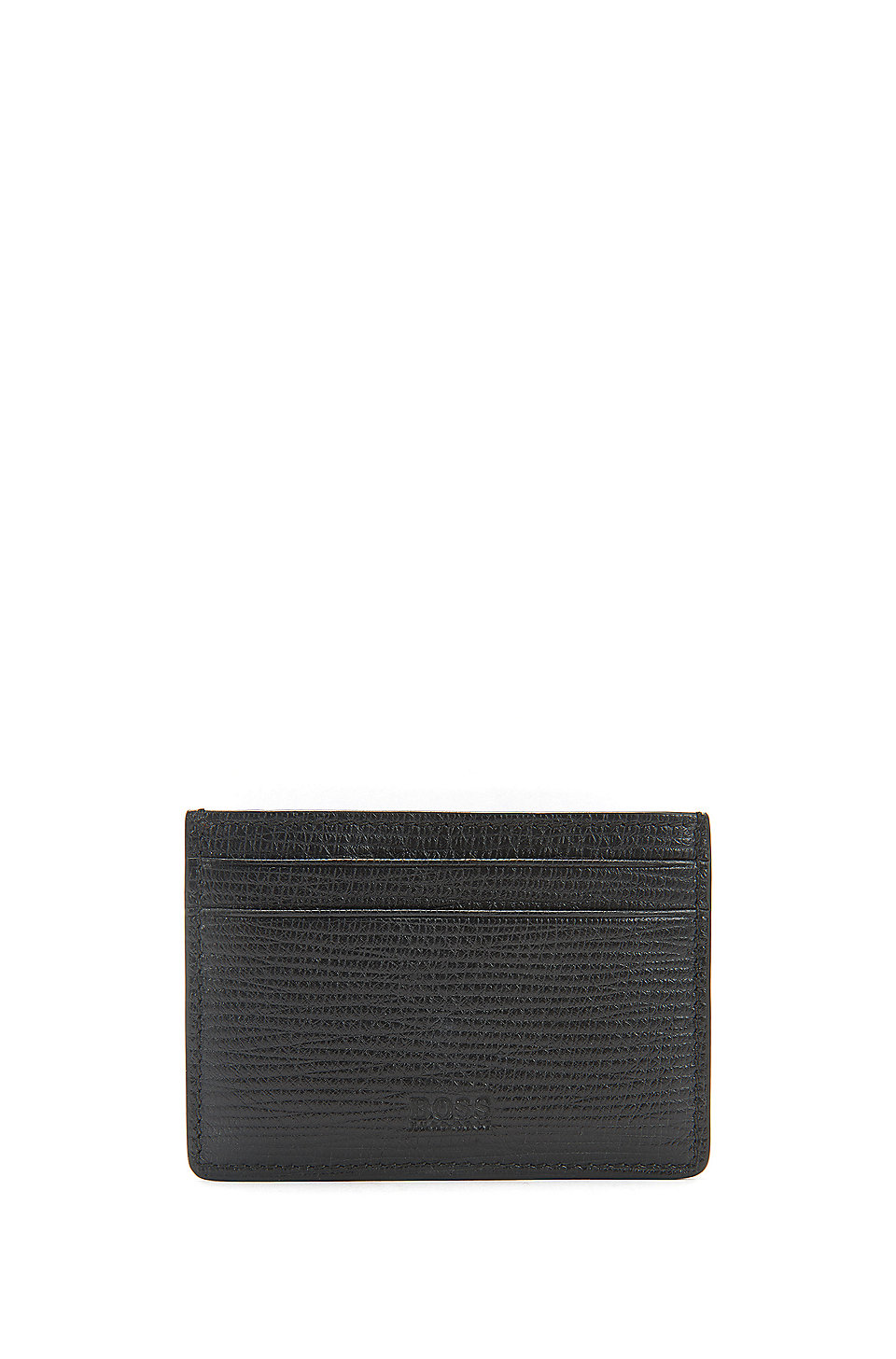 BOSS - Card Holder With Money Clip | Timeless Money Clip