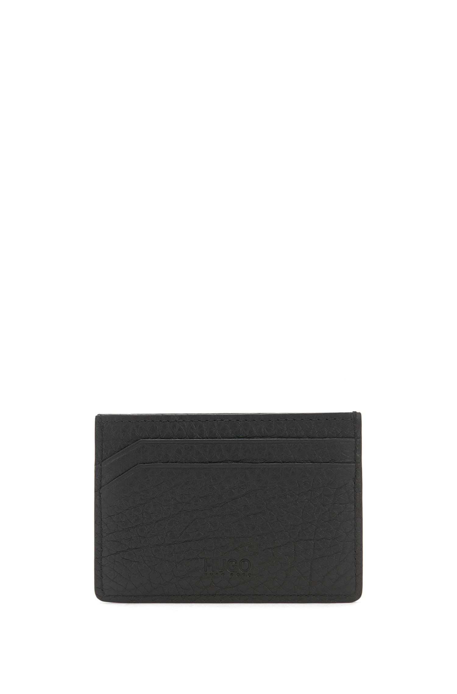 Full-Grain Leather Card Holder | Victorian L S Card