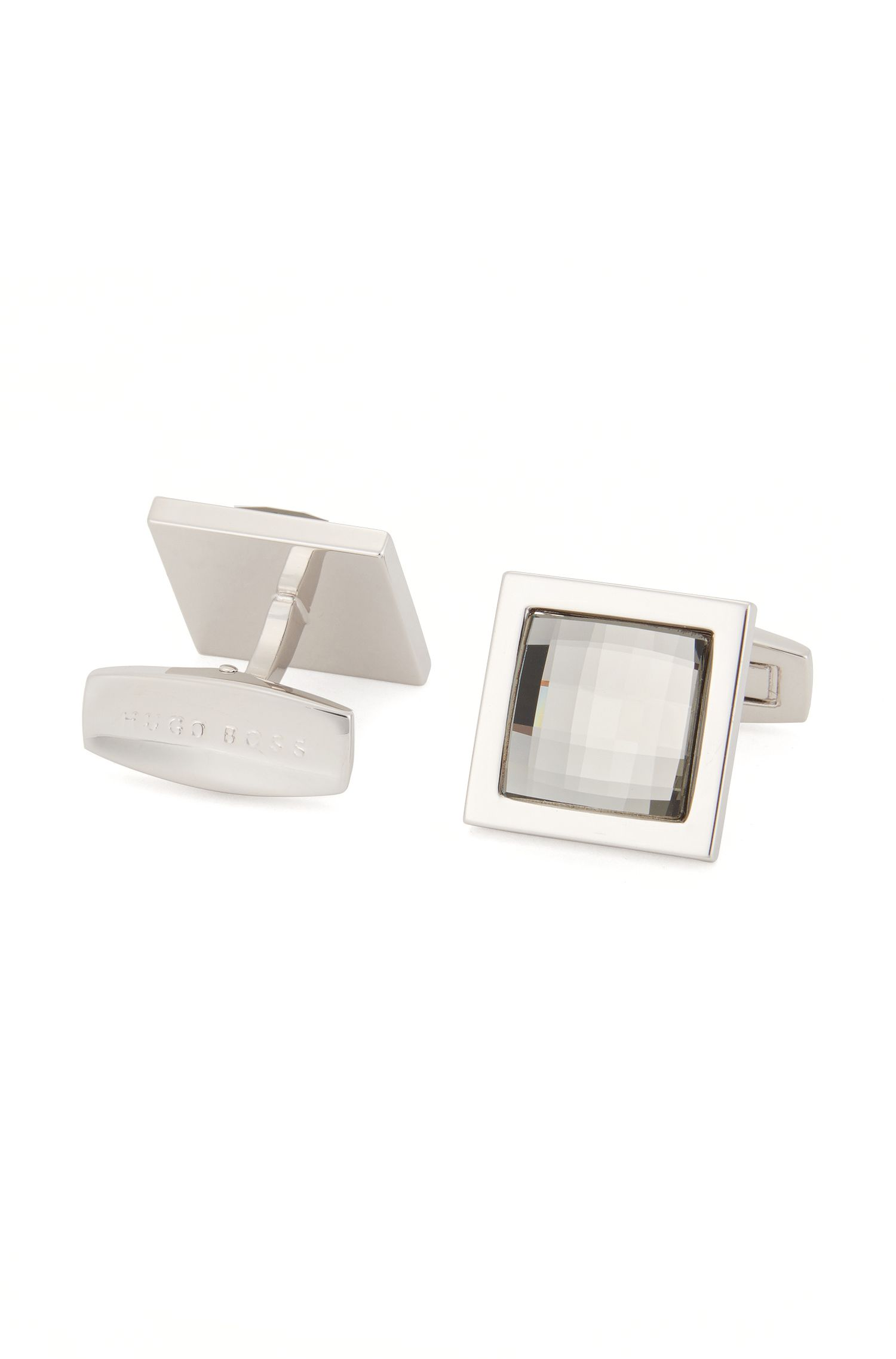 BOSS Cufflinks | T-Diamond