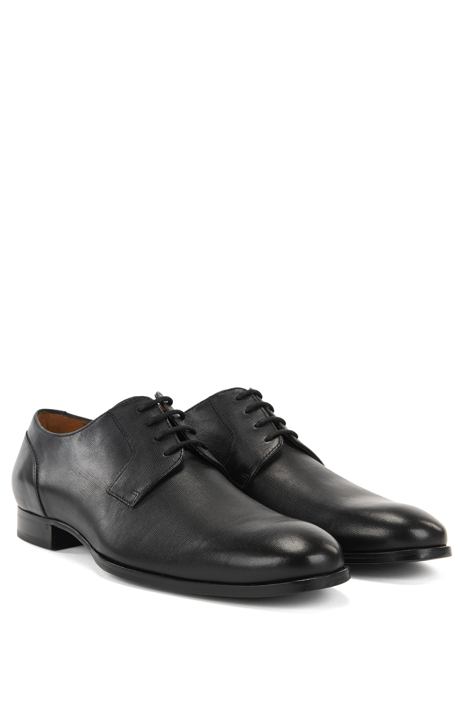 Italian Leather Derby Dress Shoe | Hannover Derb Pr