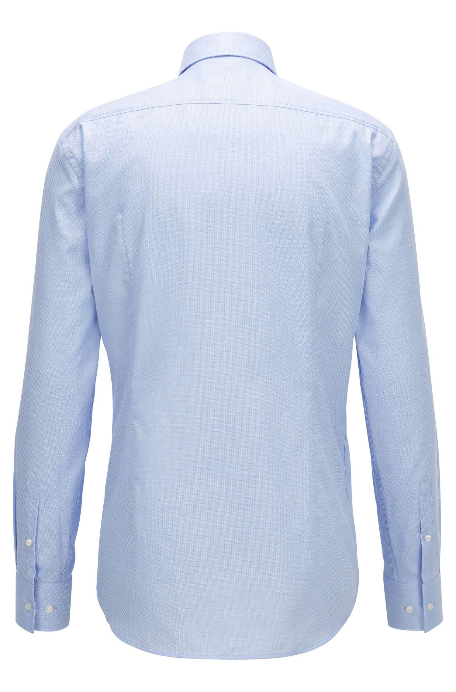 Cotton Dress Shirt, Slim Fit | Jason