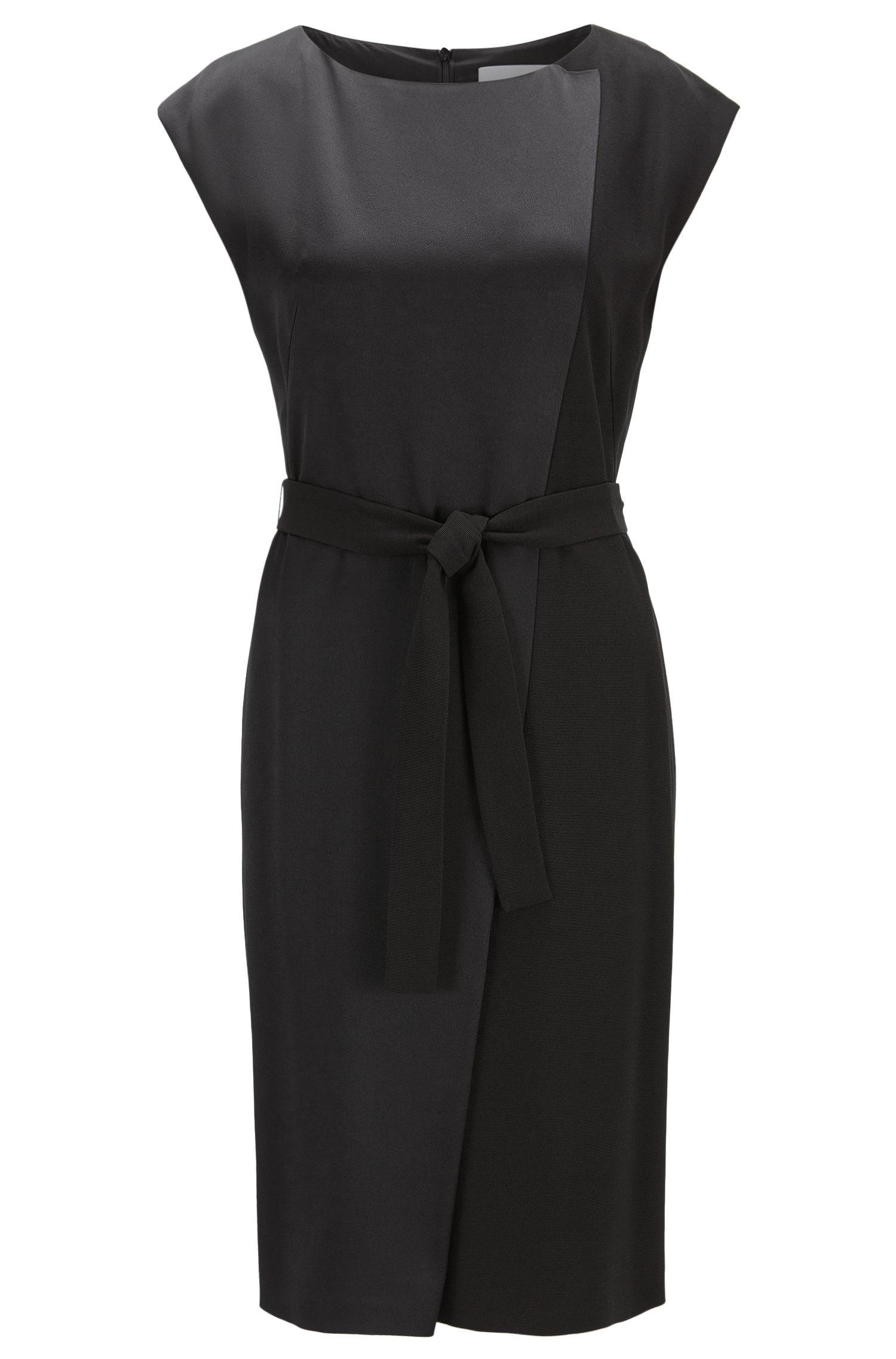 Asymmetrical Dress | Drapena