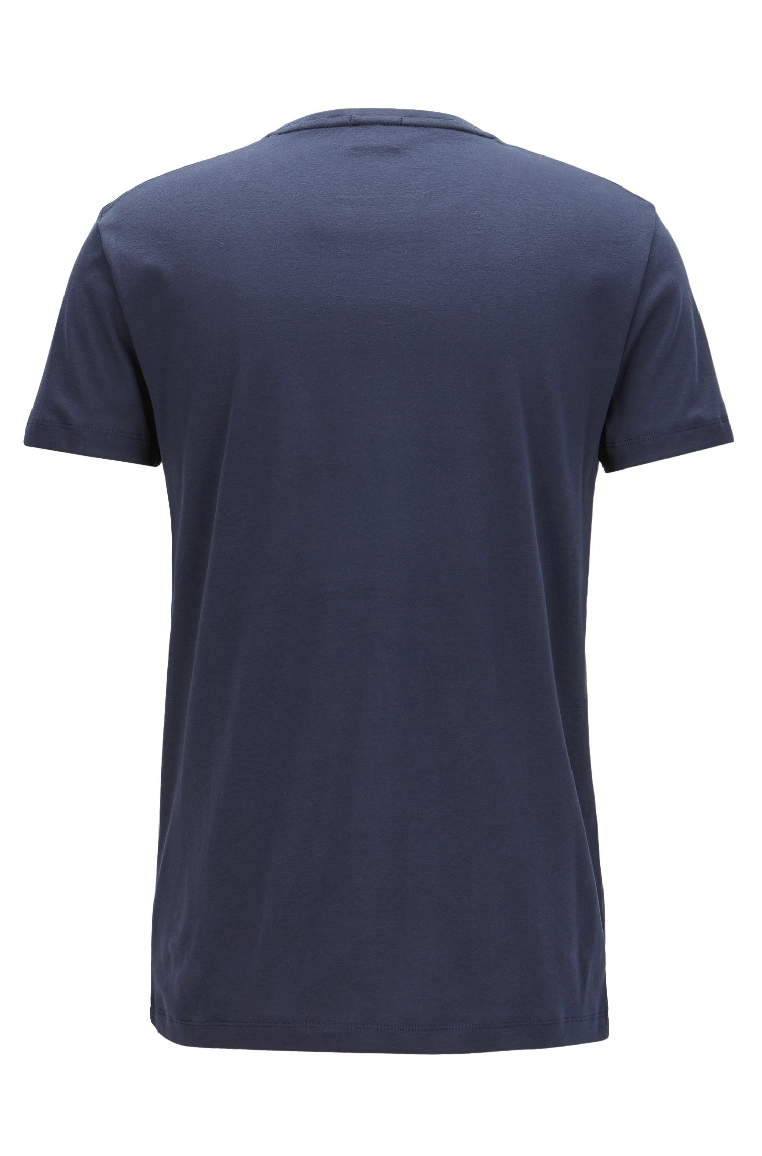 Logo-Print Graphic T-Shirt   Tessler