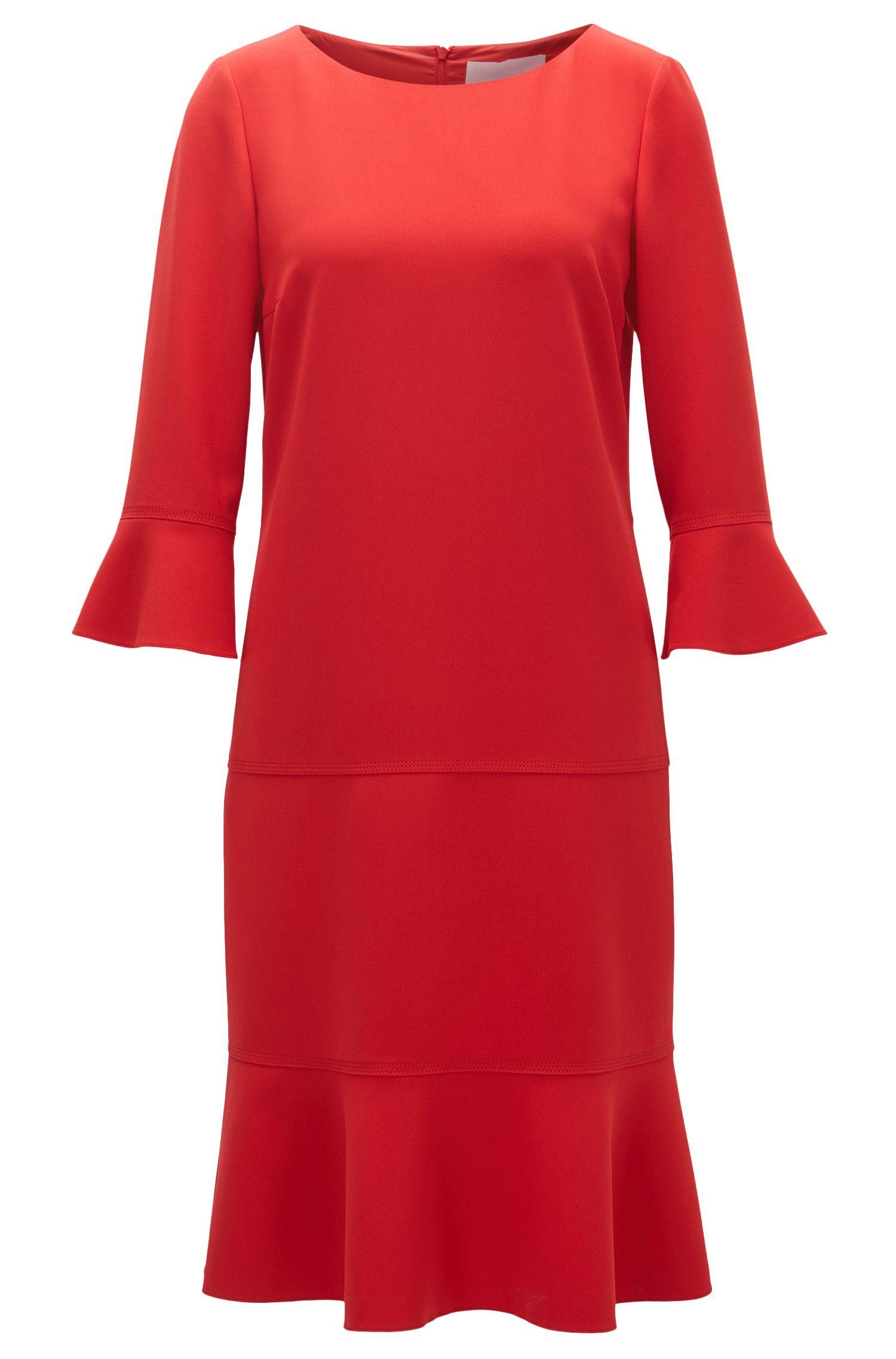 Flounce Dress | Henryke