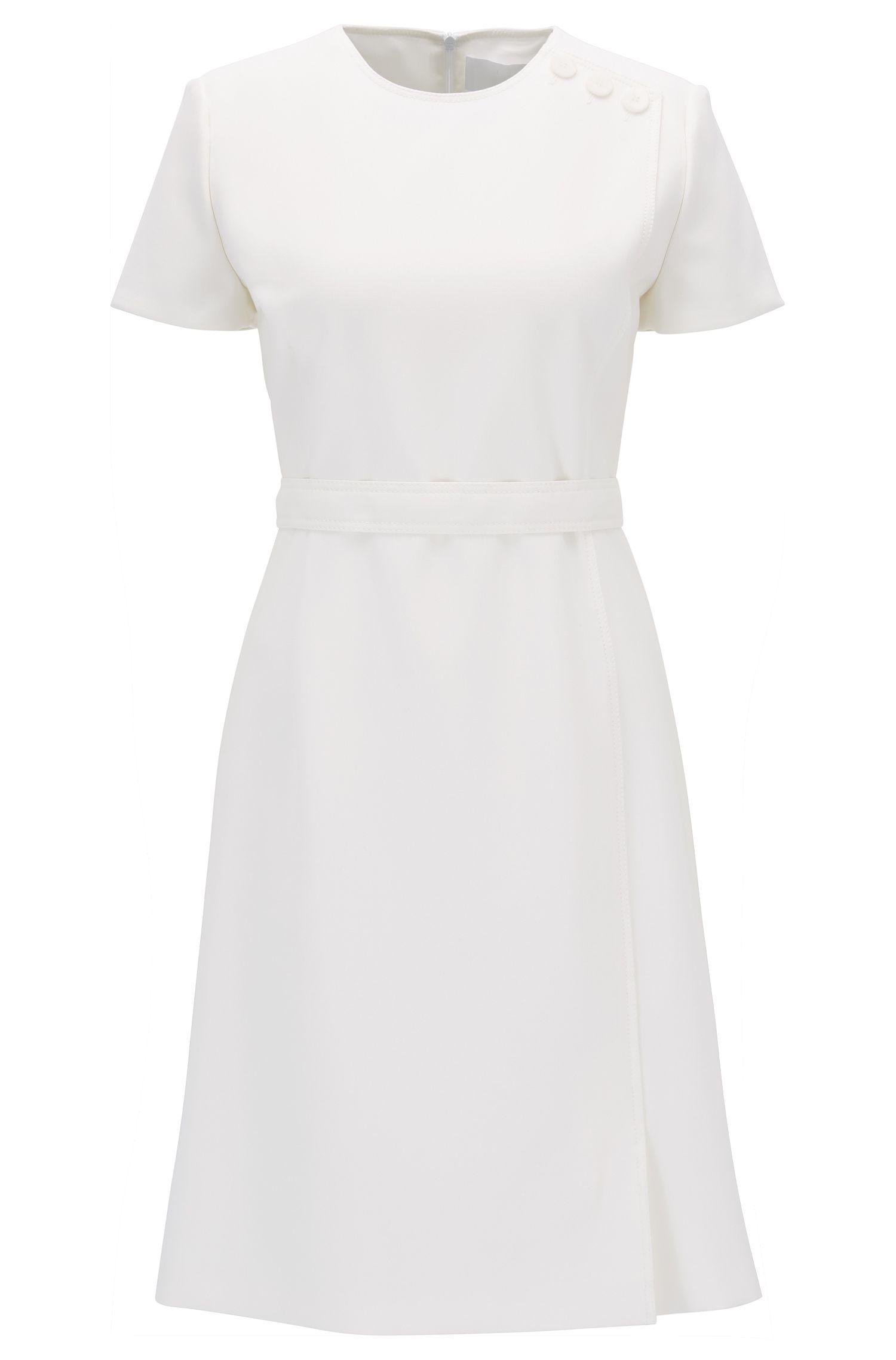 Belted Dress | Dokeni