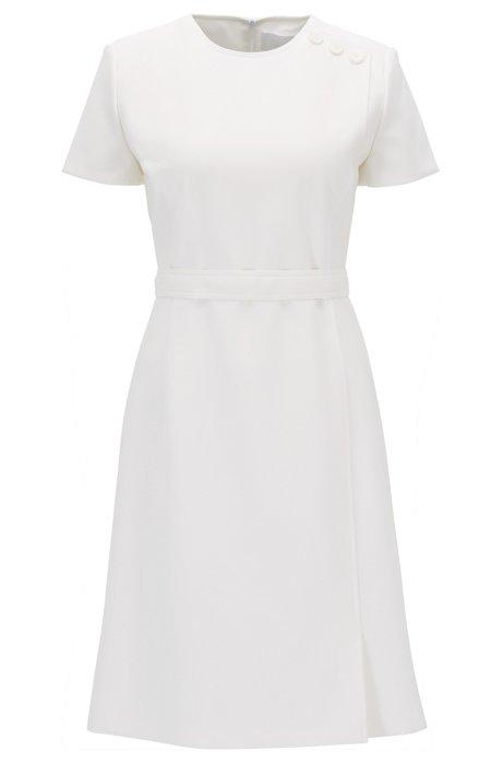 Belted Dress   Dokeni, Natural