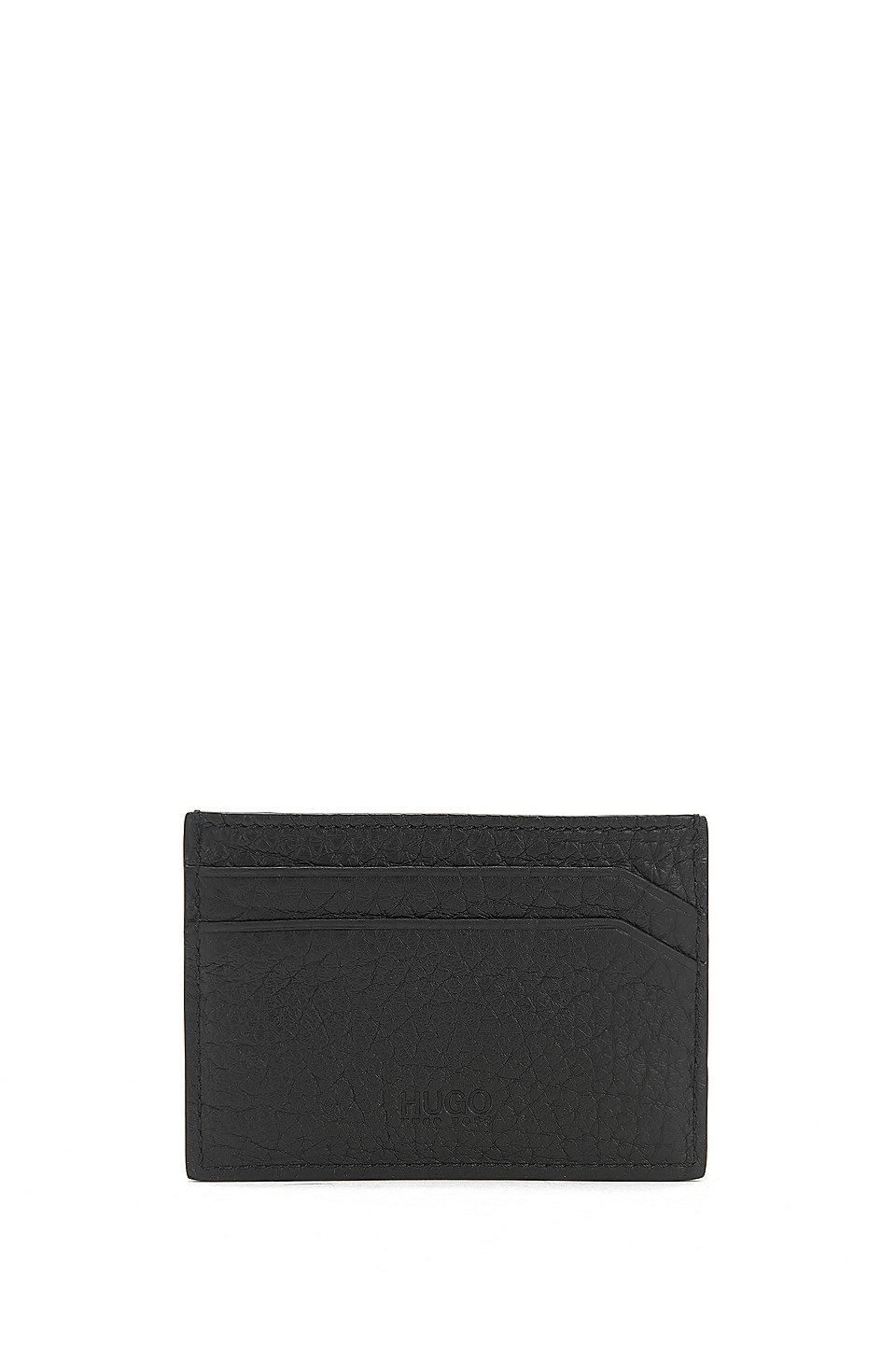 Hugo boss mens wallets leather wallets card holders studded leather cardholder victorian s s card black magicingreecefo Images