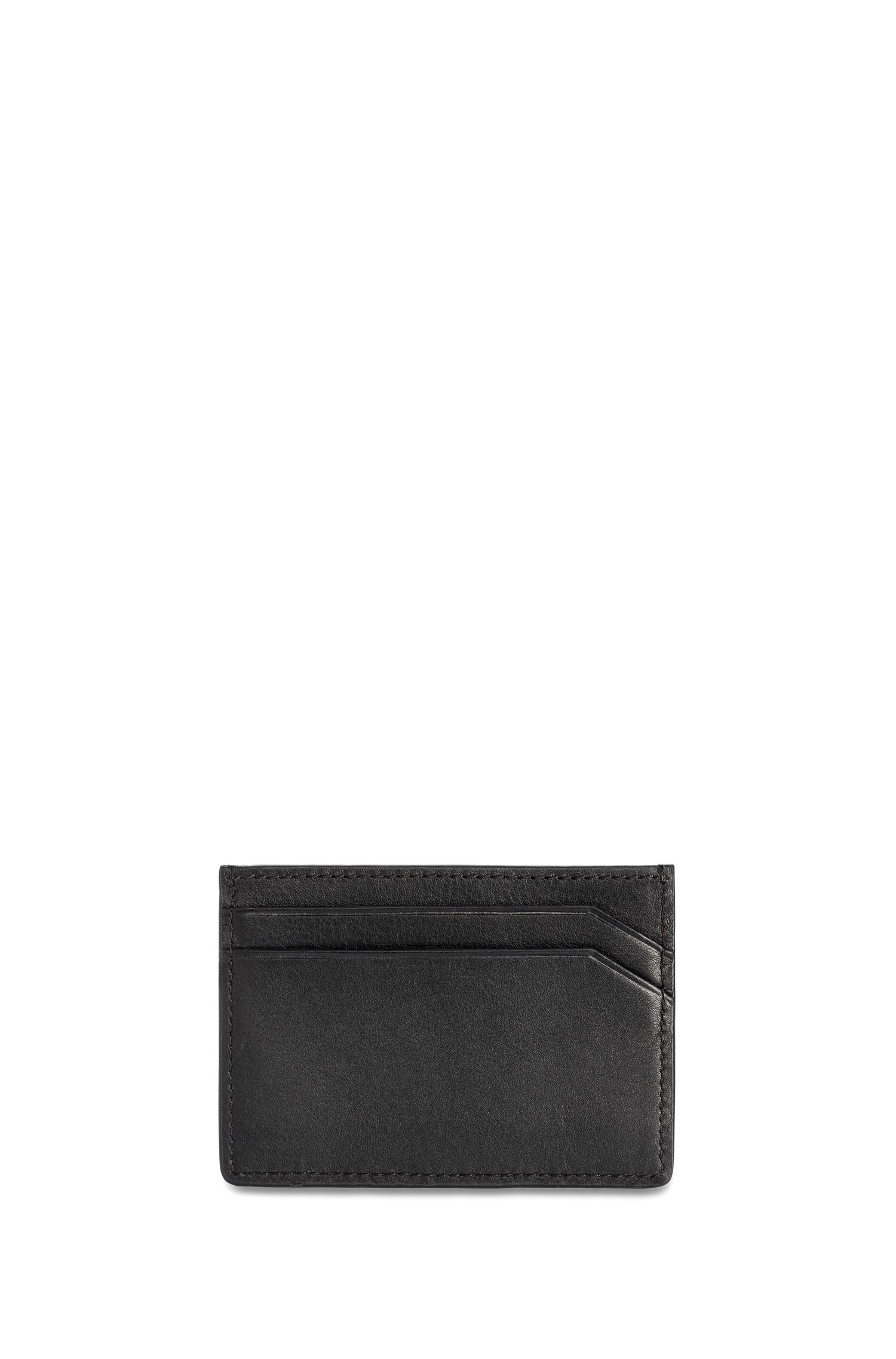 Leather Cardholder | Mercury S Card