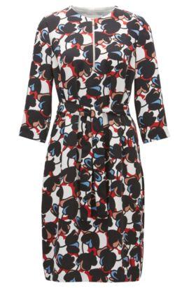 Floral-Print Dress | Dilamy , Patterned