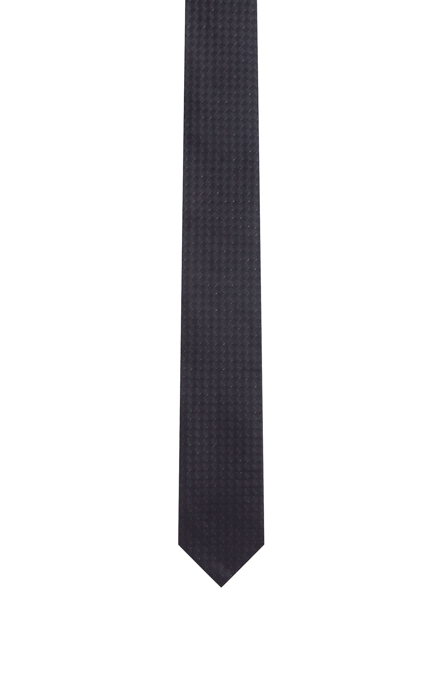 Stretch Silk Slim Tie