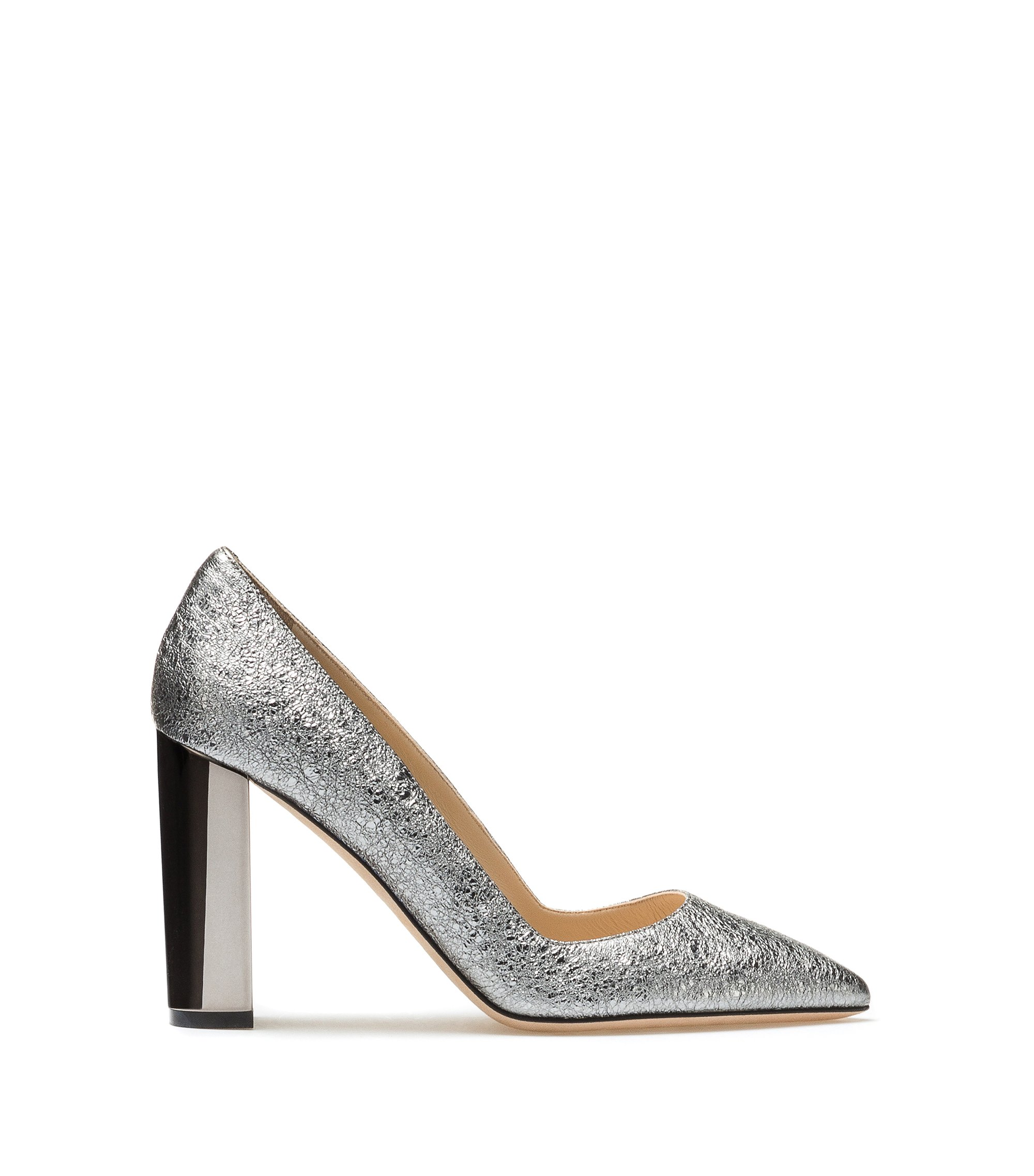 Metallic Pump | Mayfair Pump L, Patterned