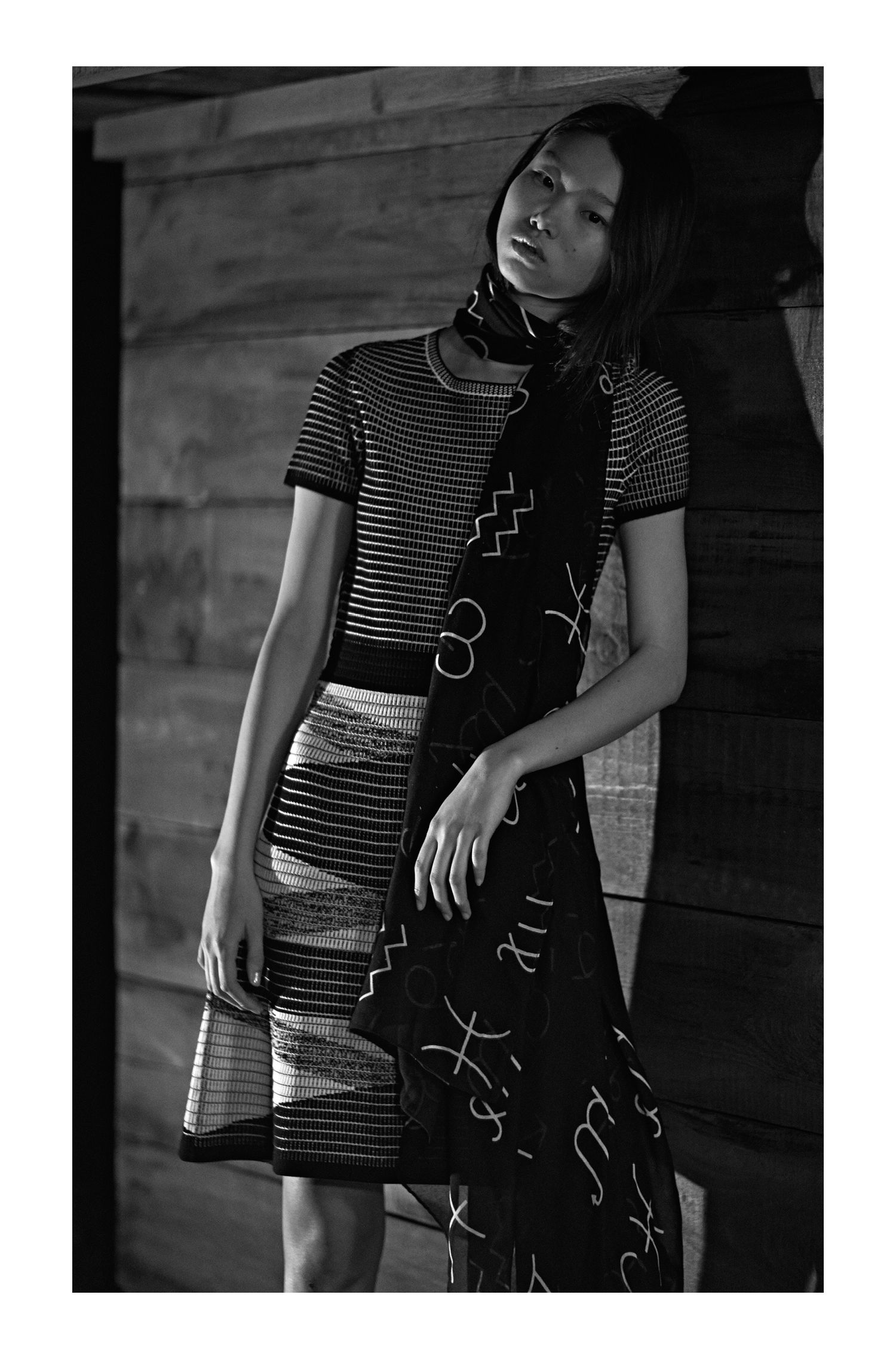 Knitted Waffle Dress | Siyanda