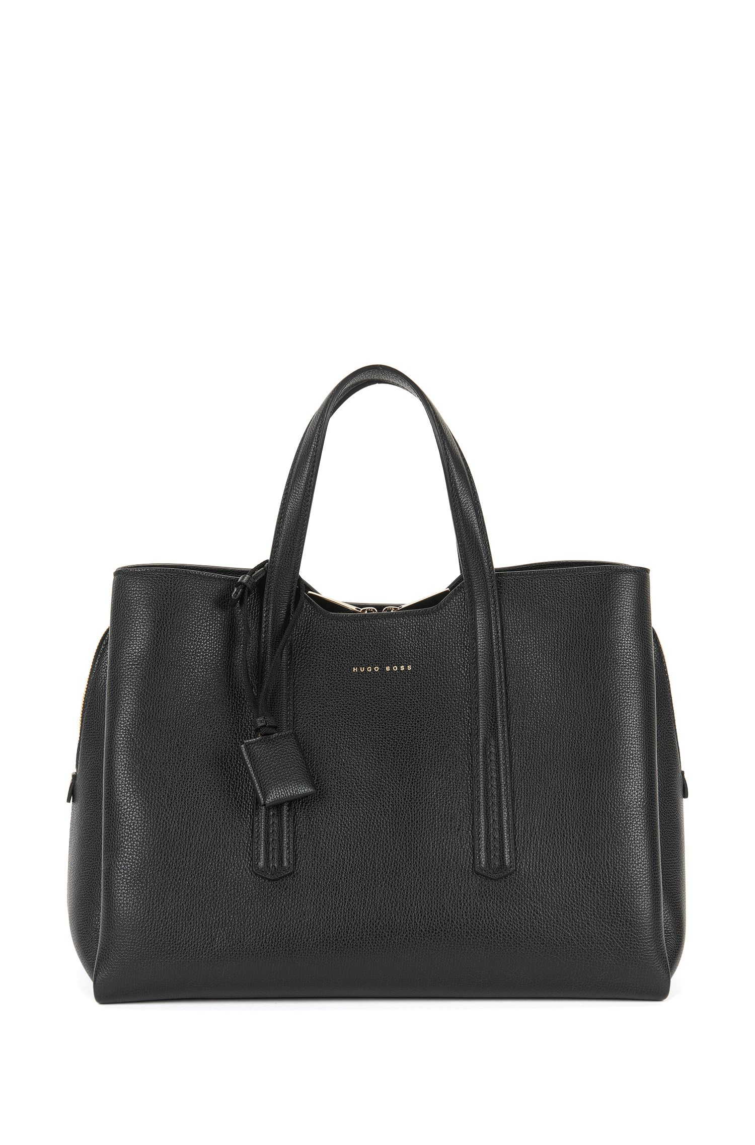 Full-Grain Leather Tote | Taylor Tote