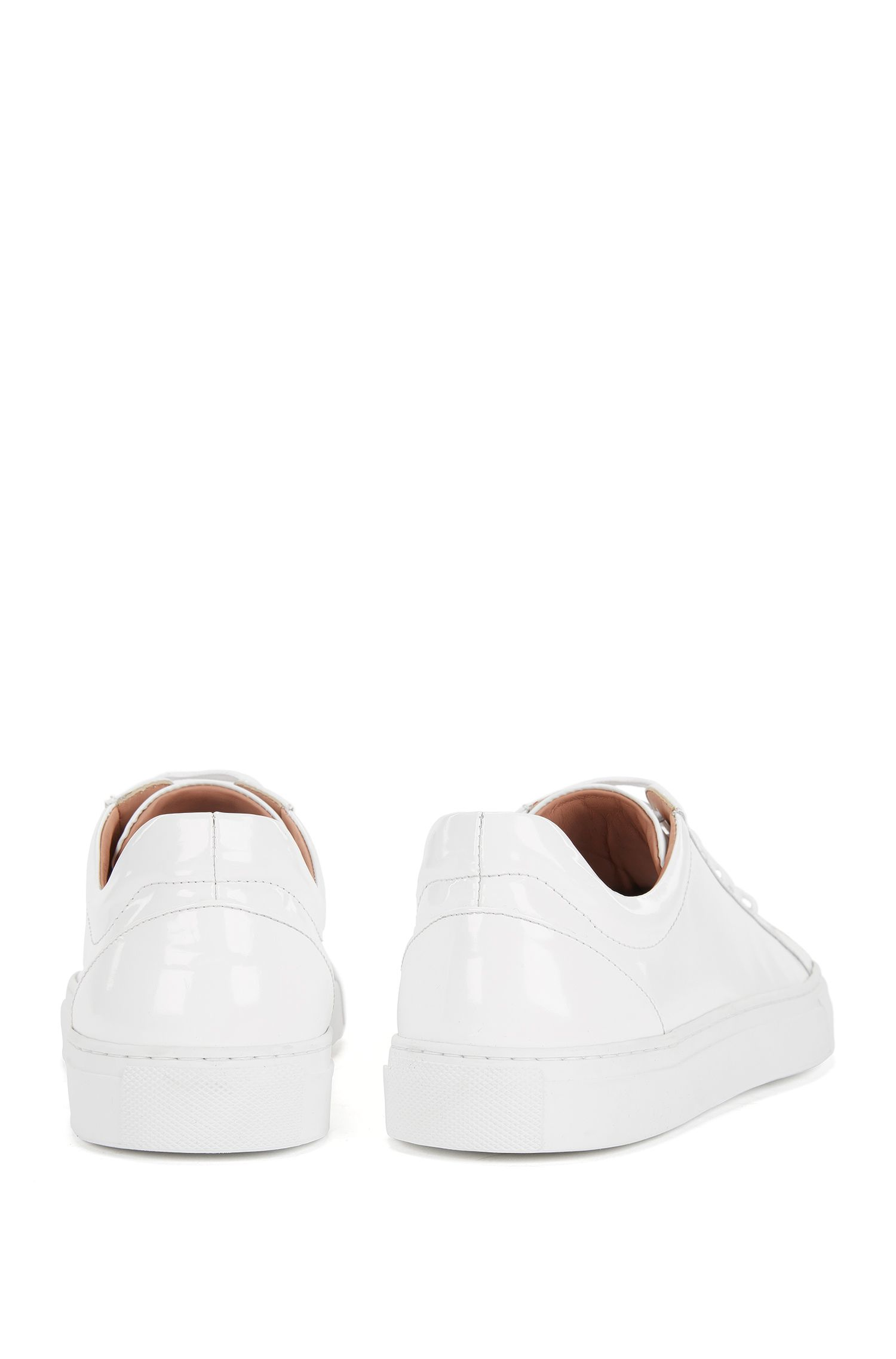 Leather Sneaker | Kate Low Cut C