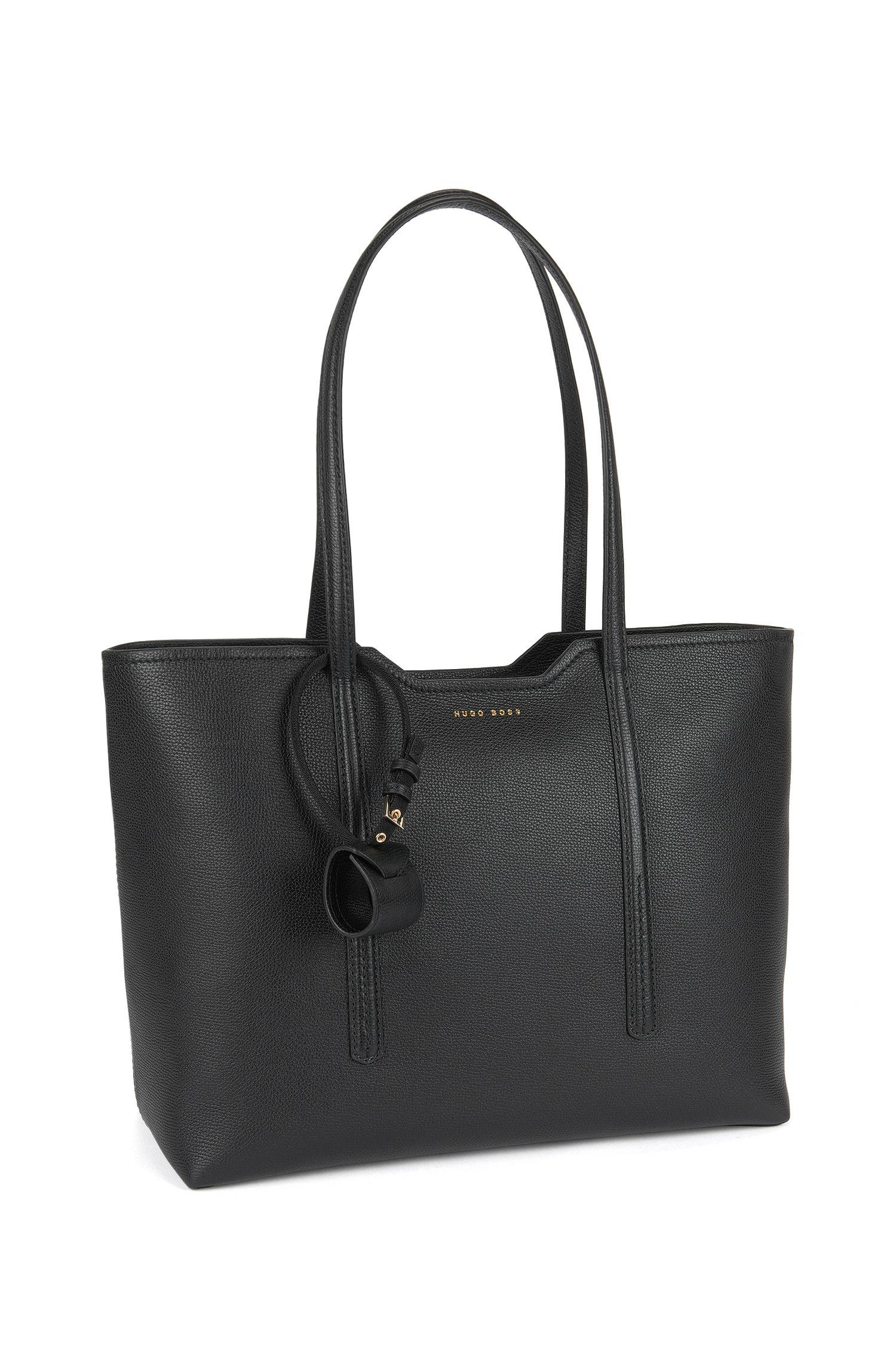 Full-Grain Leather Shopper Tote | Taylor Shopper