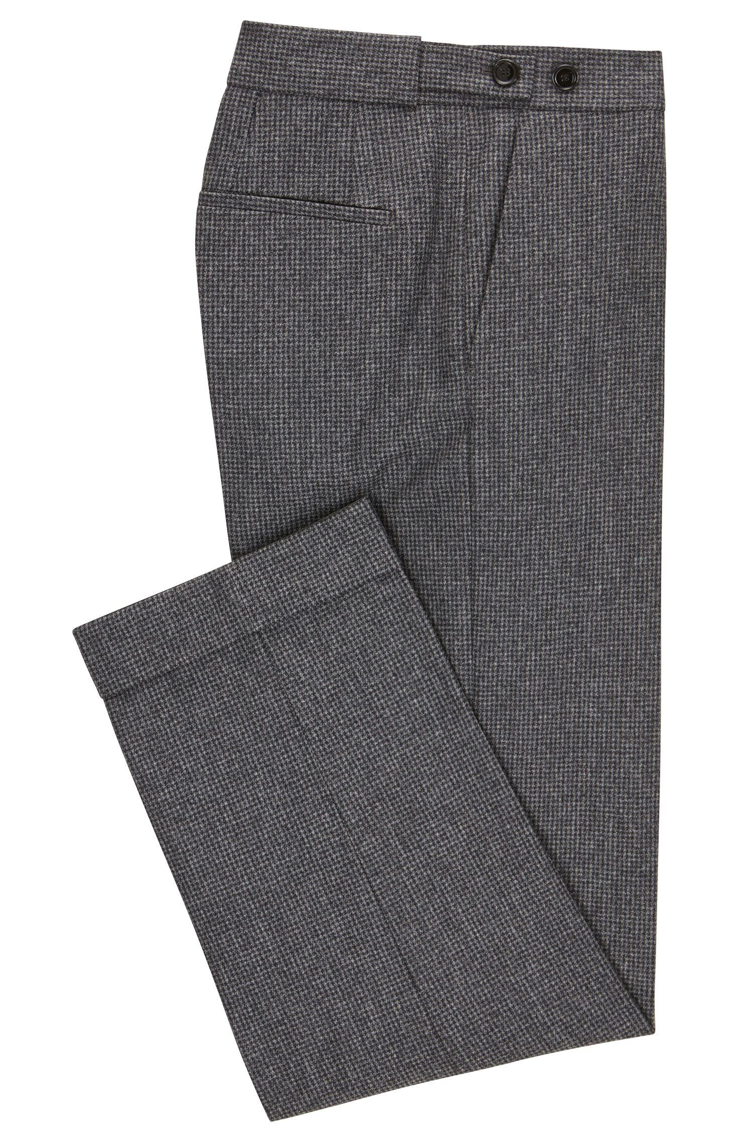 Virgin Wool Dress Pants