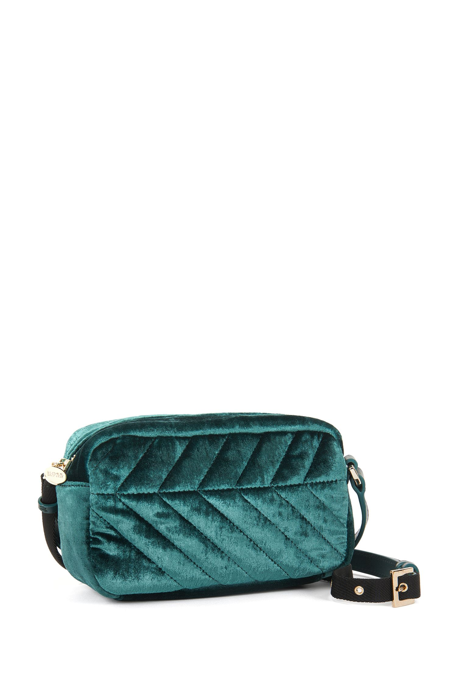 Italian Velvet Crossbody | Greta Cross Body VL