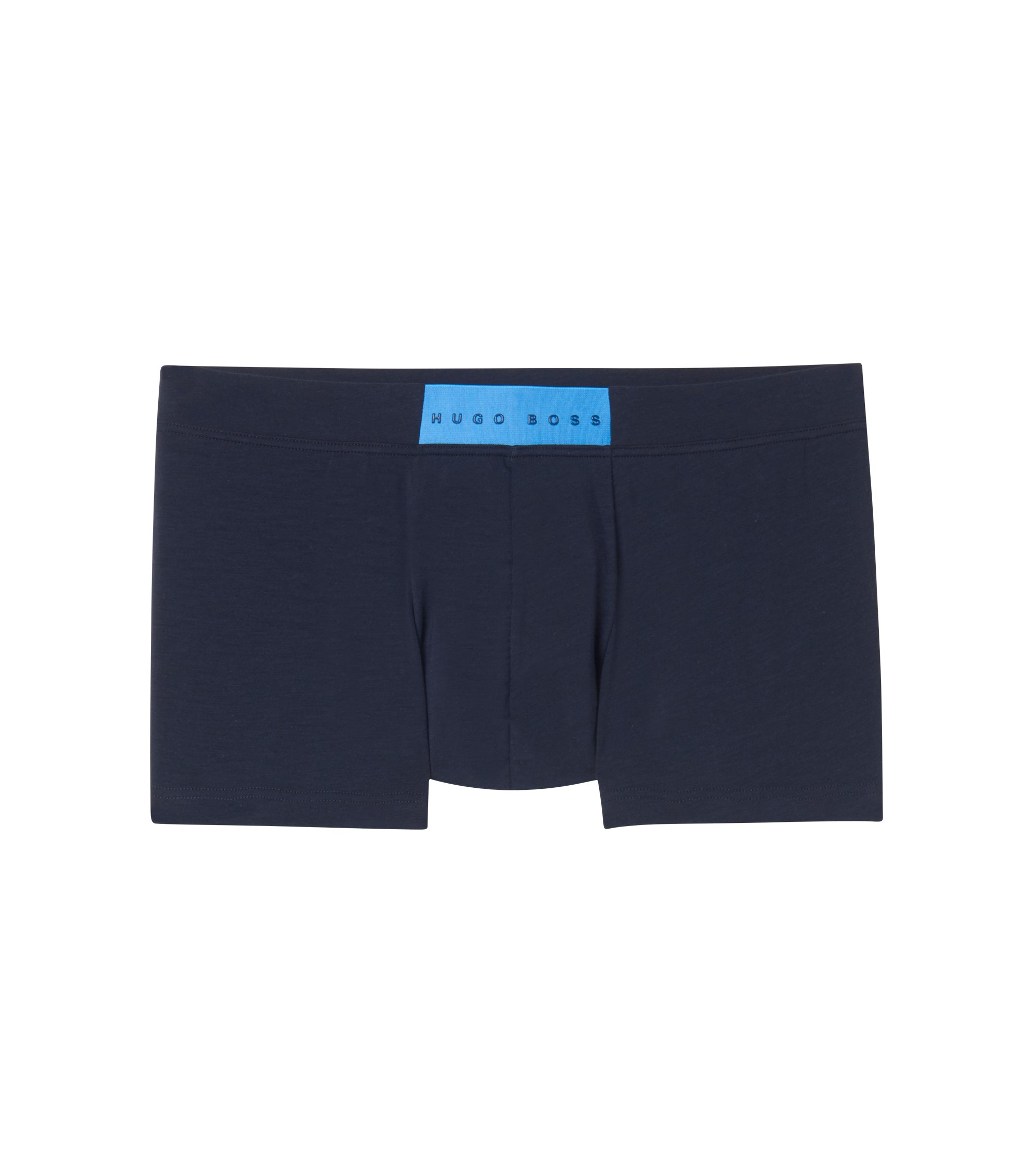 Stretch Cotton Trunk | Trunk Comfort, Dark Blue