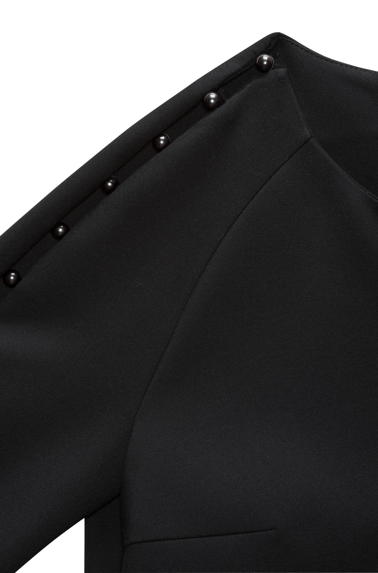 Embellished Long Sleeve Dress | Korene