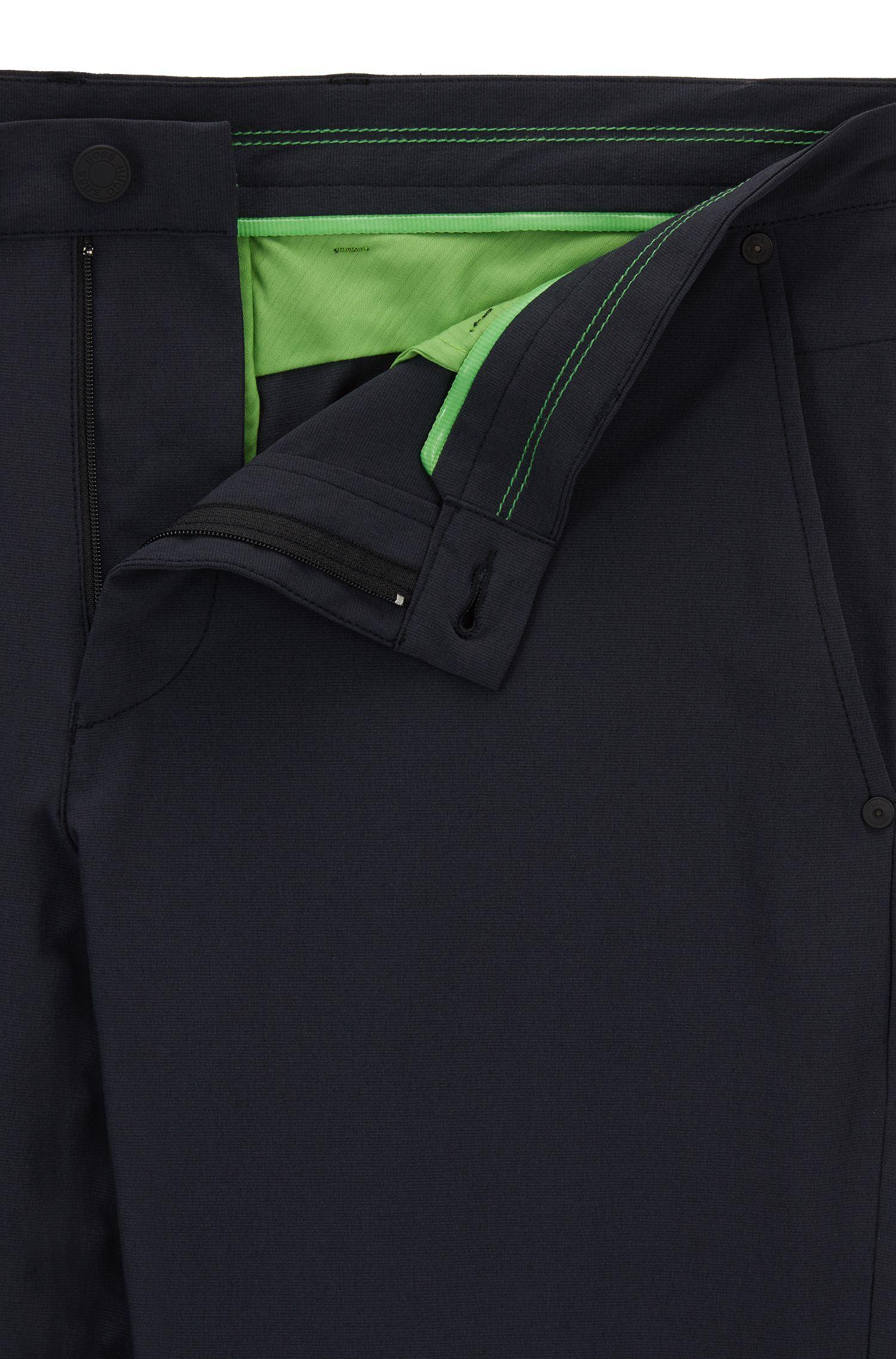 Stretch Pant, Extra Slim Fit | Halmstad, Black